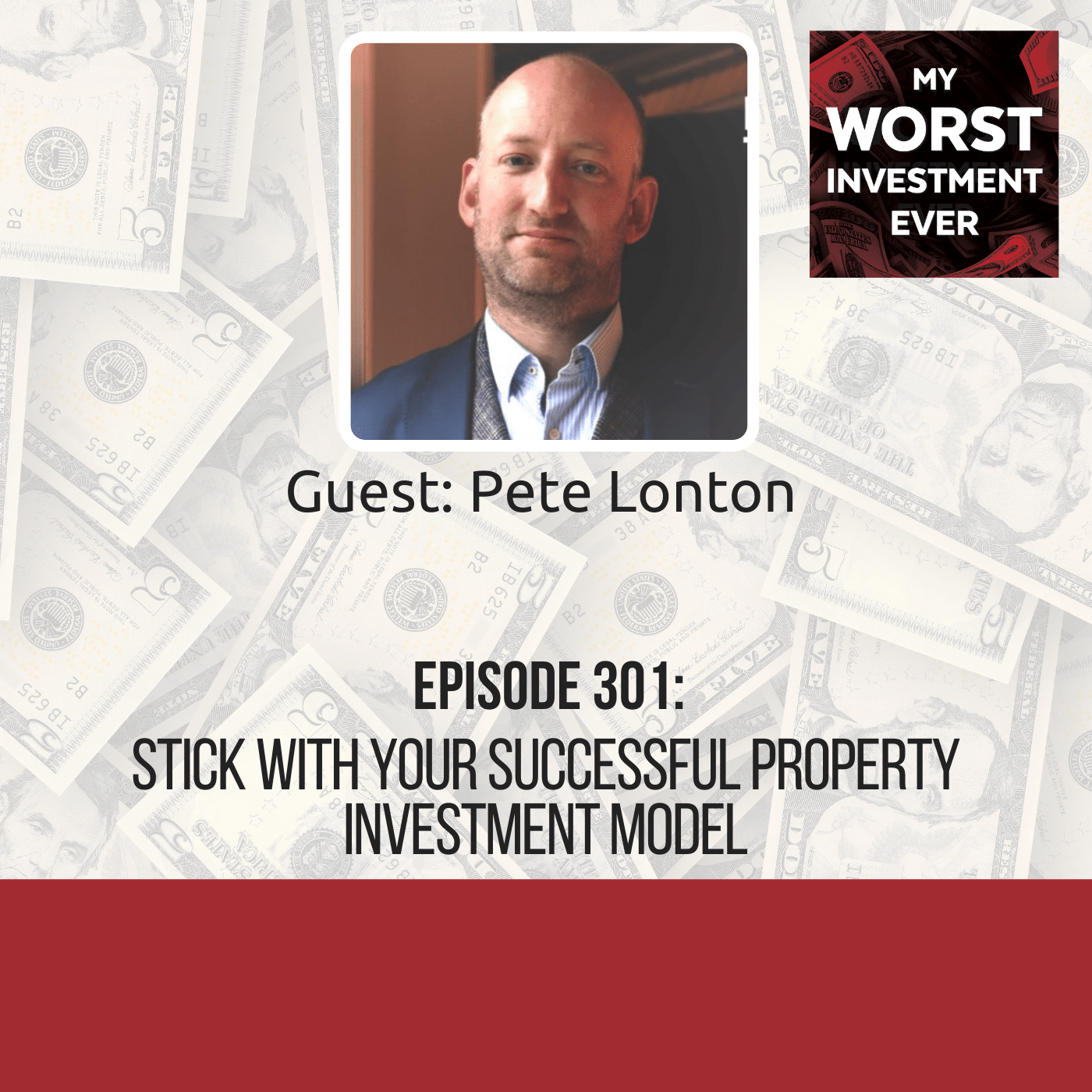 Pete Lonton – Stick With Your Successful Property Investment Model