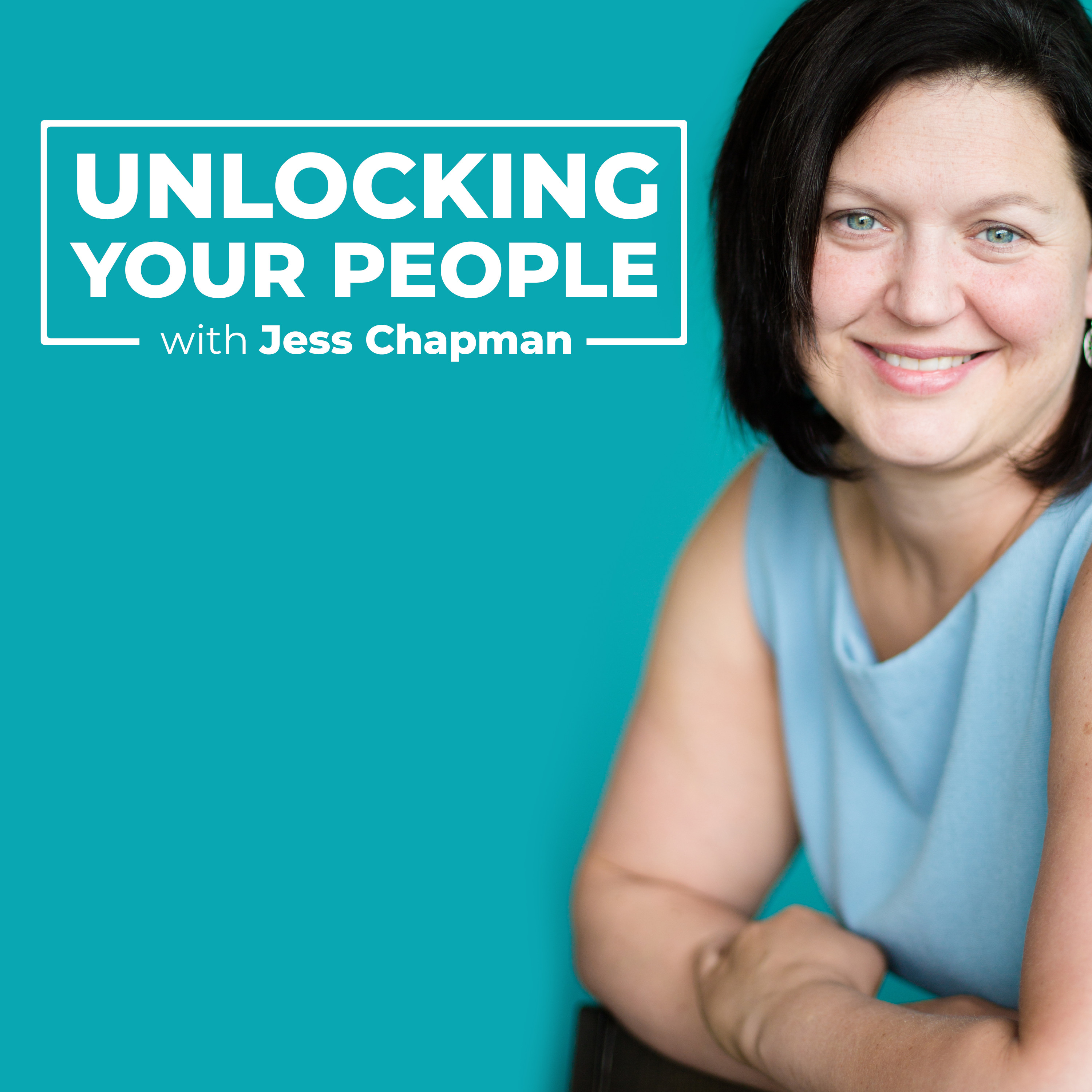 Artwork for podcast Unlocking Your People