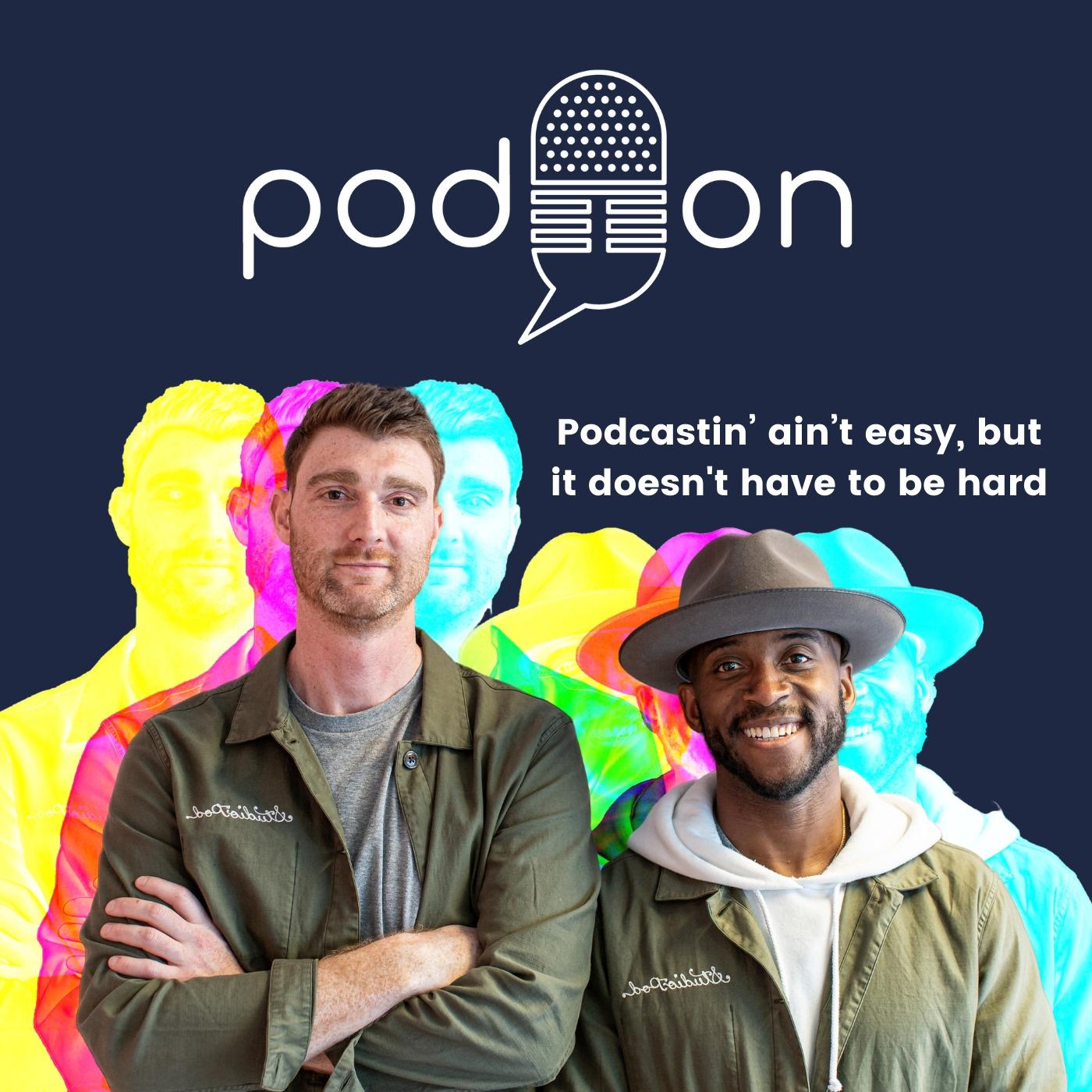 Show artwork for PodOn Podcast