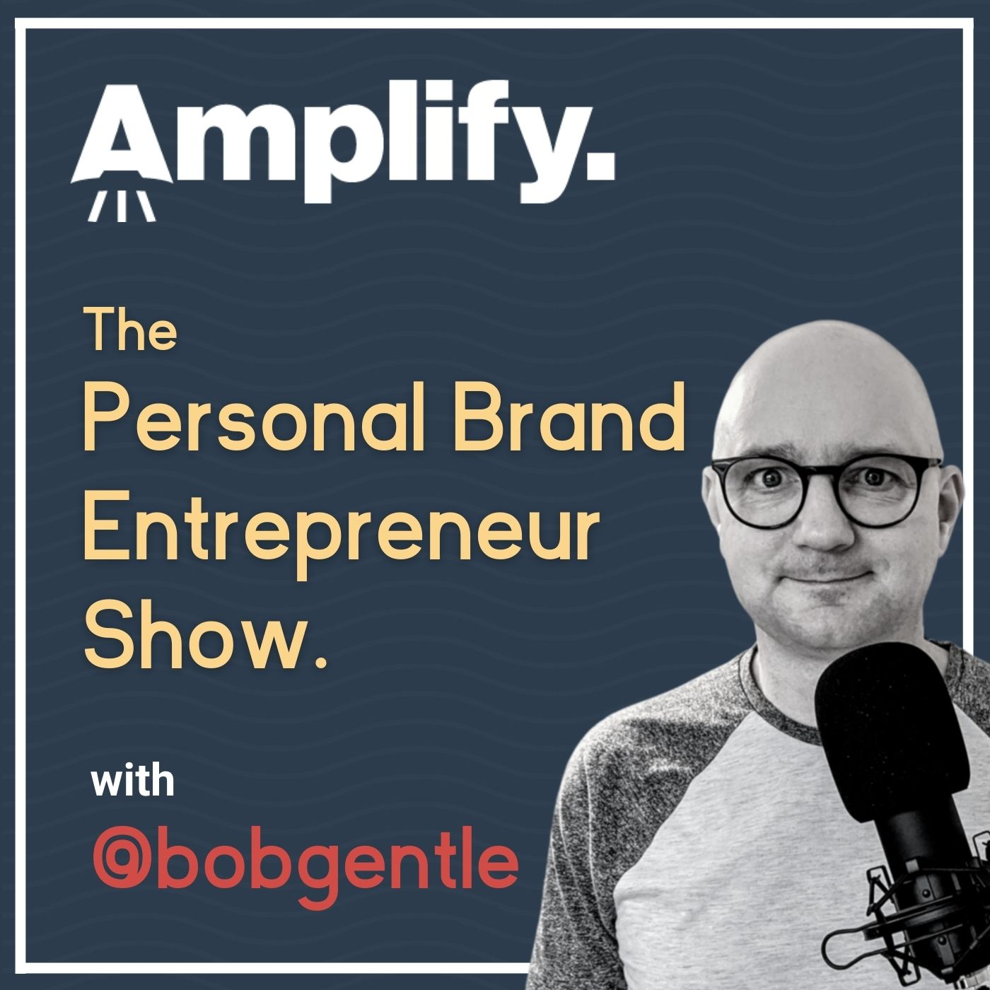 Artwork for podcast The Personal Brand Entrepreneur Show.