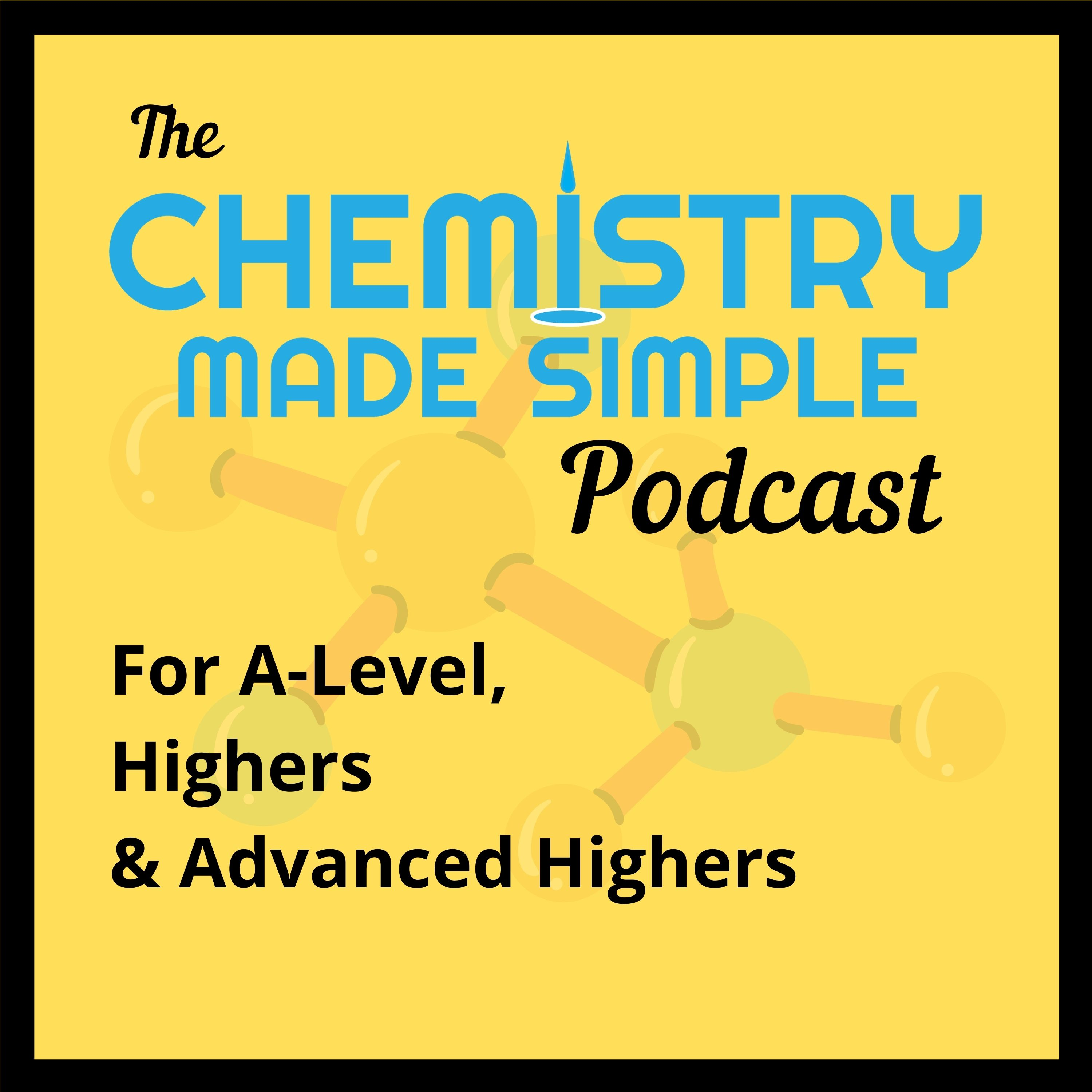 Artwork for podcast Chemistry Made Simple