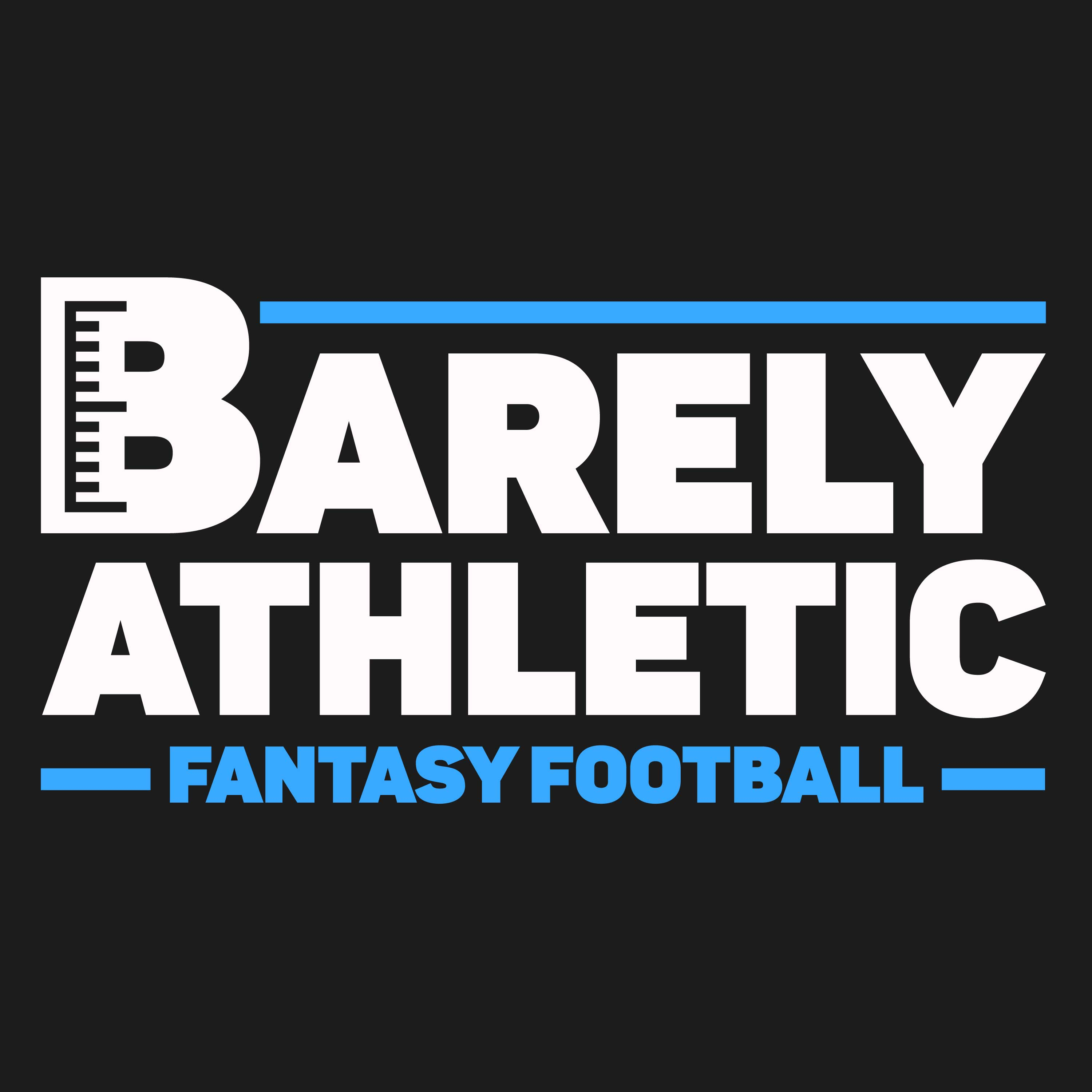 Show artwork for Barely Athletic Fantasy Football