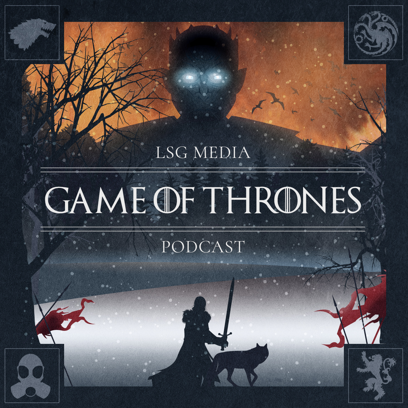 Artwork for podcast Game of Thrones Podcast