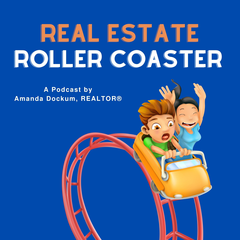 Show artwork for Real Estate Roller Coaster