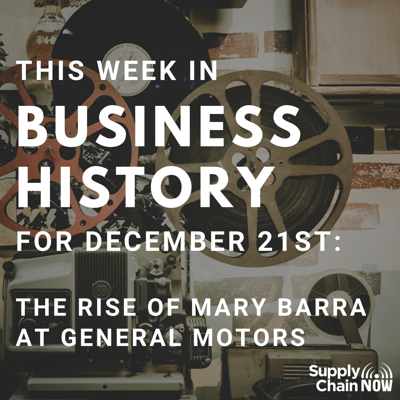 Artwork for podcast This Week in Business History