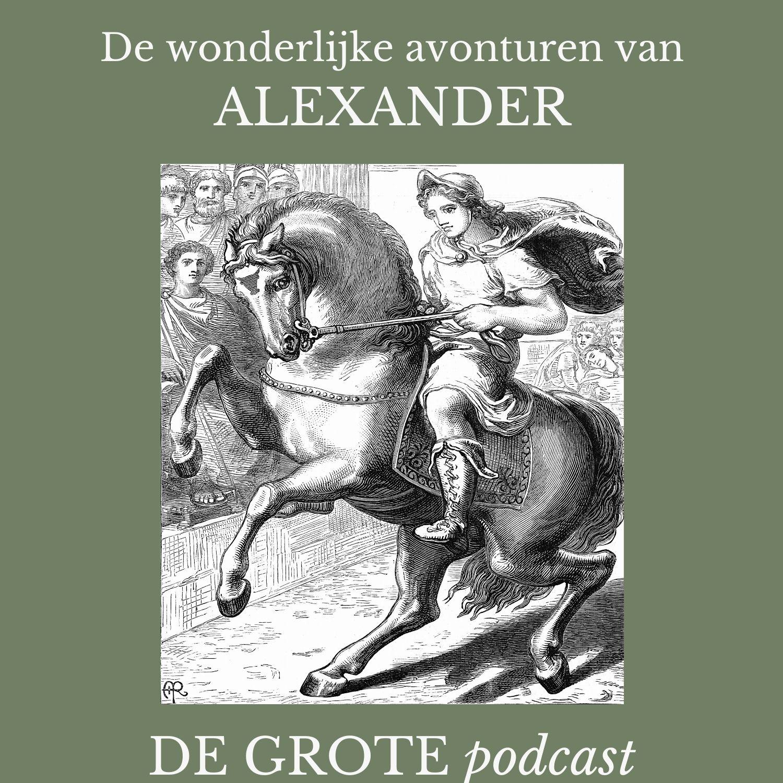 Alexander de Grote logo