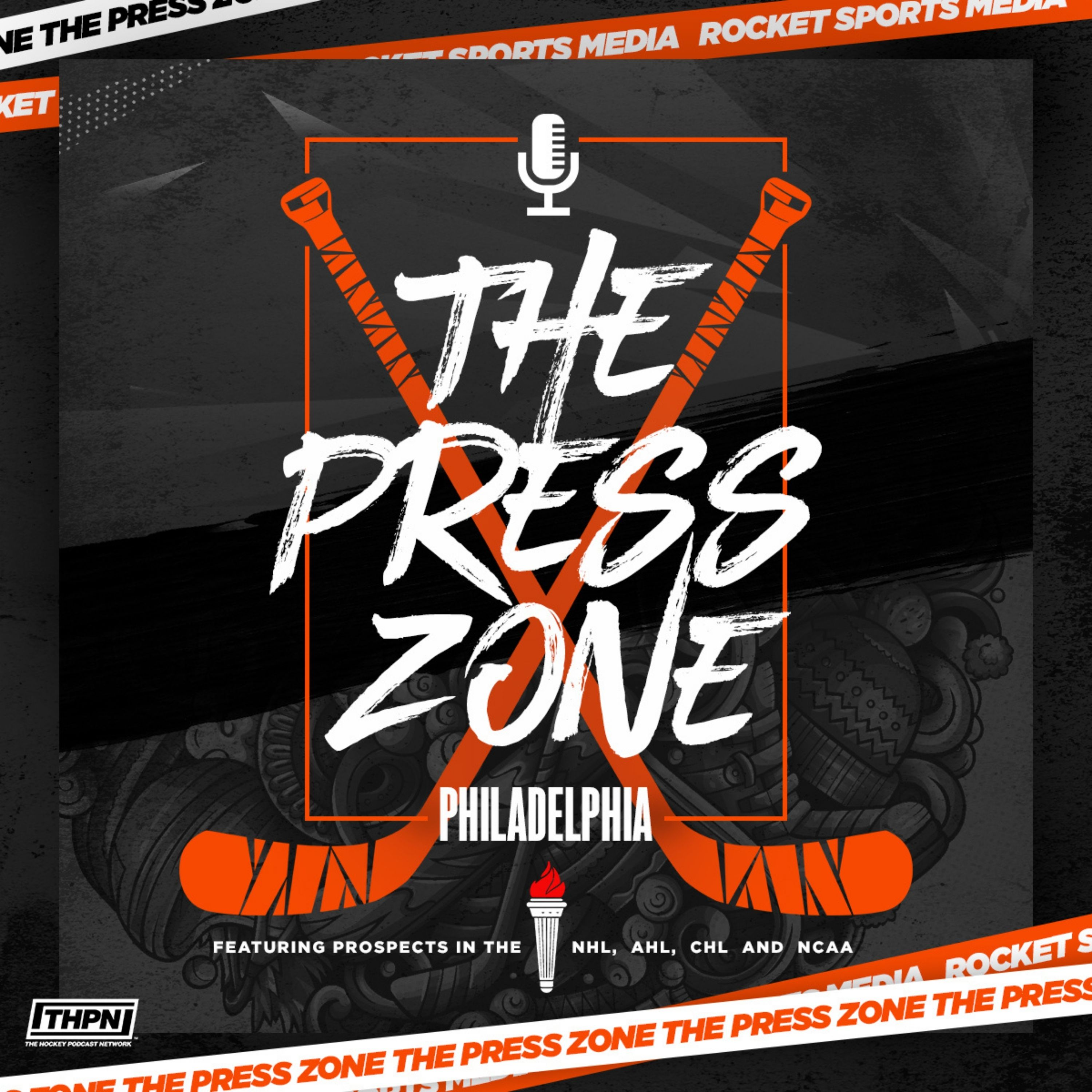 Artwork for podcast The Press Zone