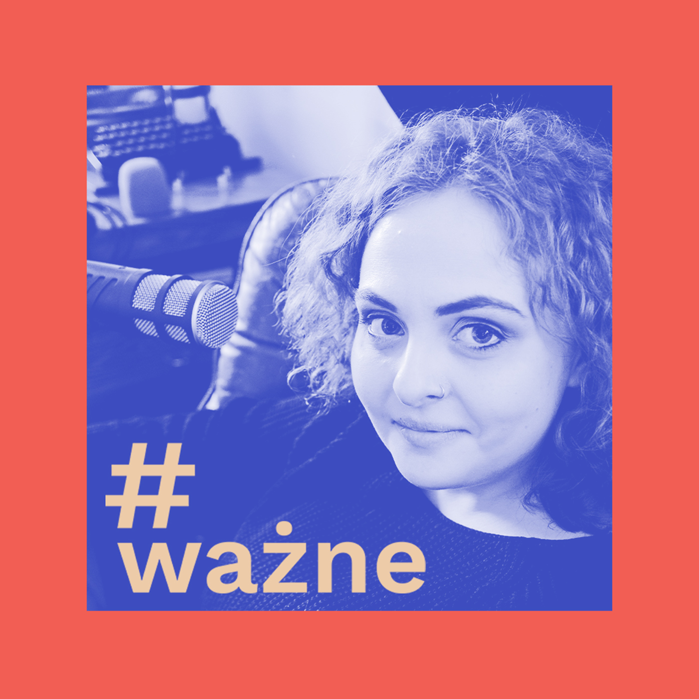 Show artwork for #ważne