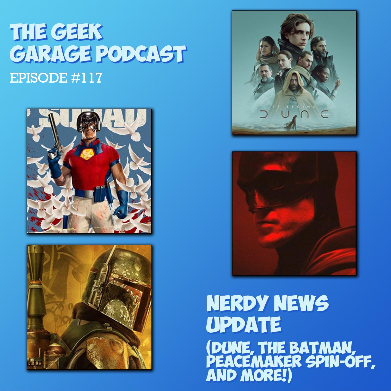 Artwork for podcast Geek Garage Podcast