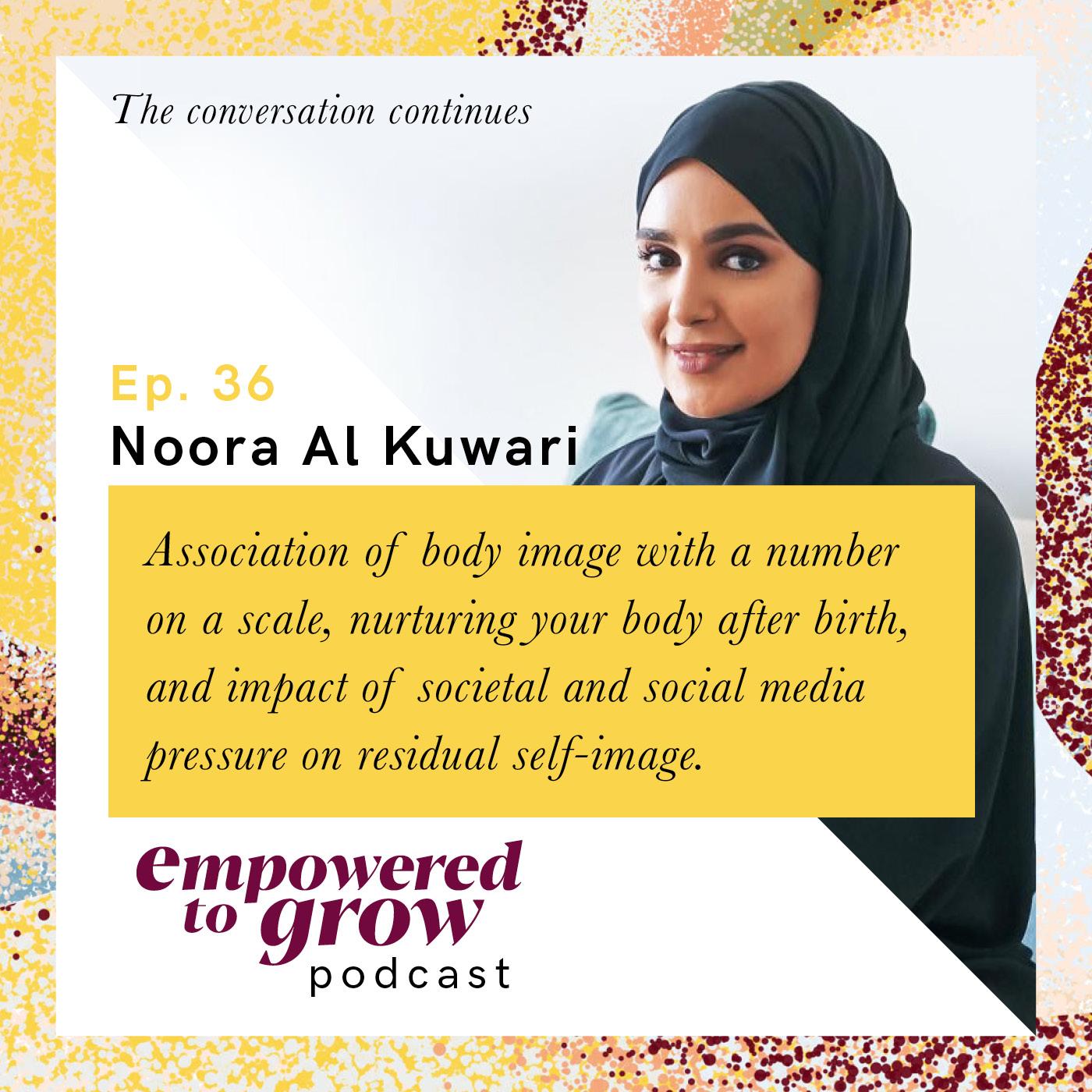 Ep. 36 - Unchartered Discussions - Noora Al Kuwari