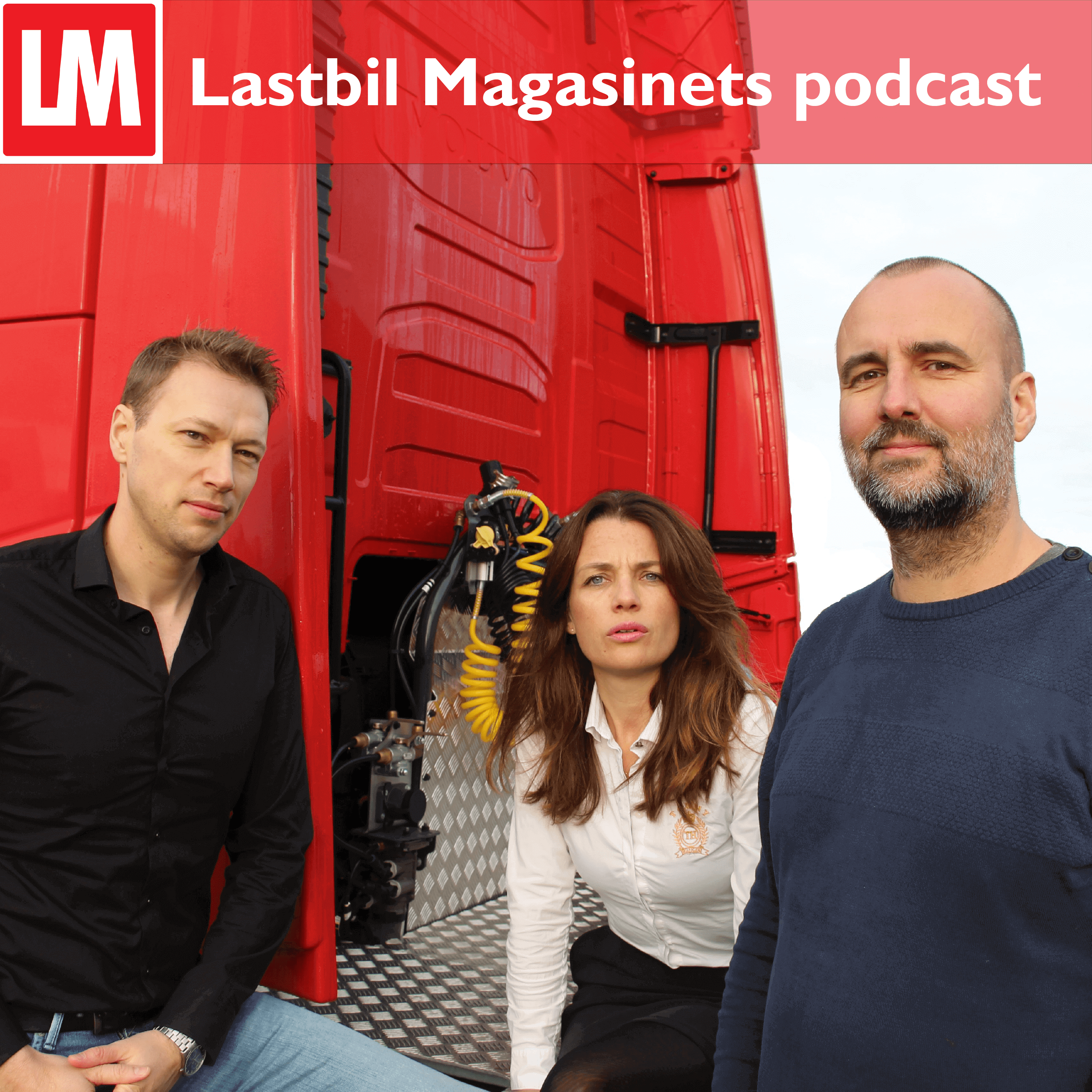 Lastbil Magasinet podcast