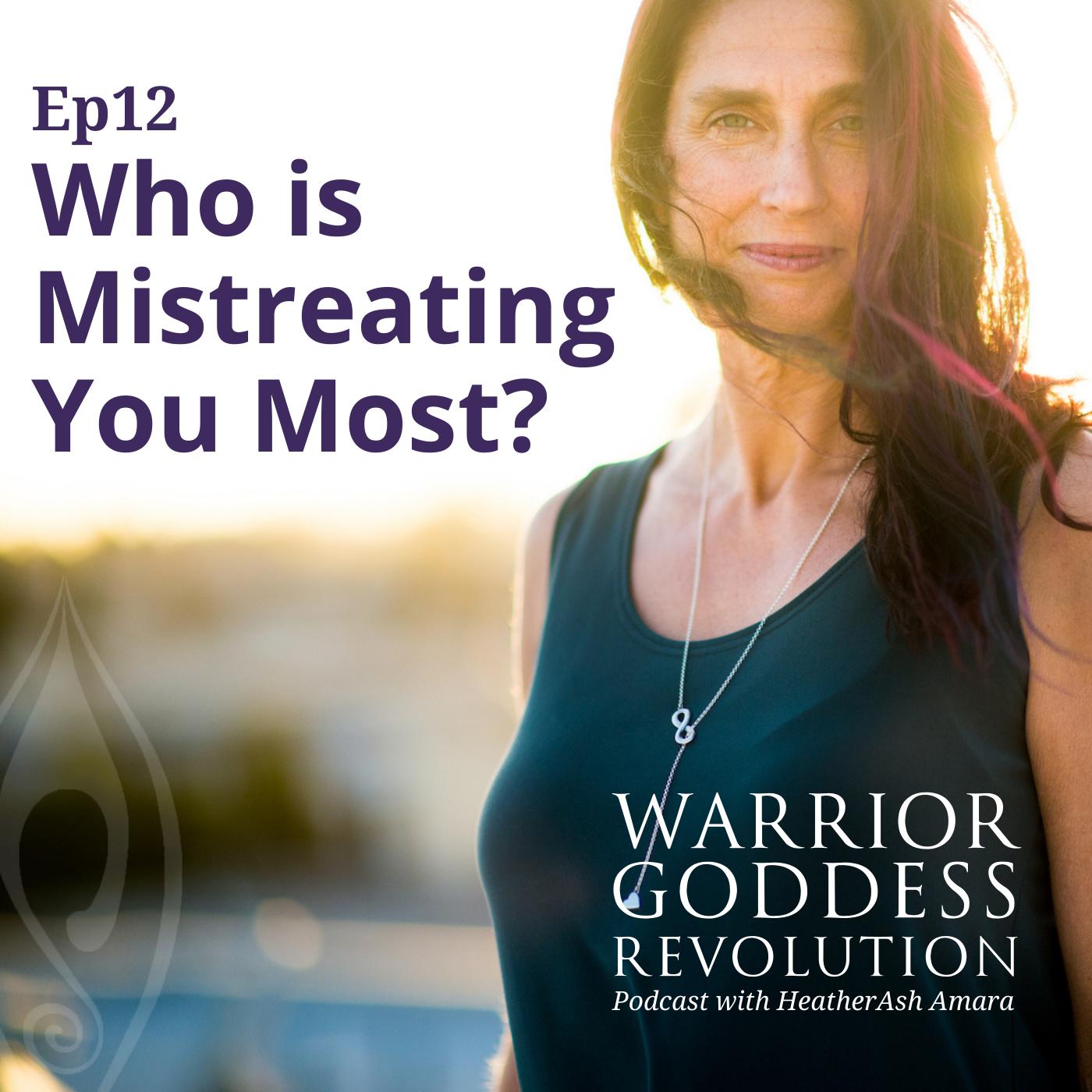Artwork for podcast Warrior Goddess Revolution