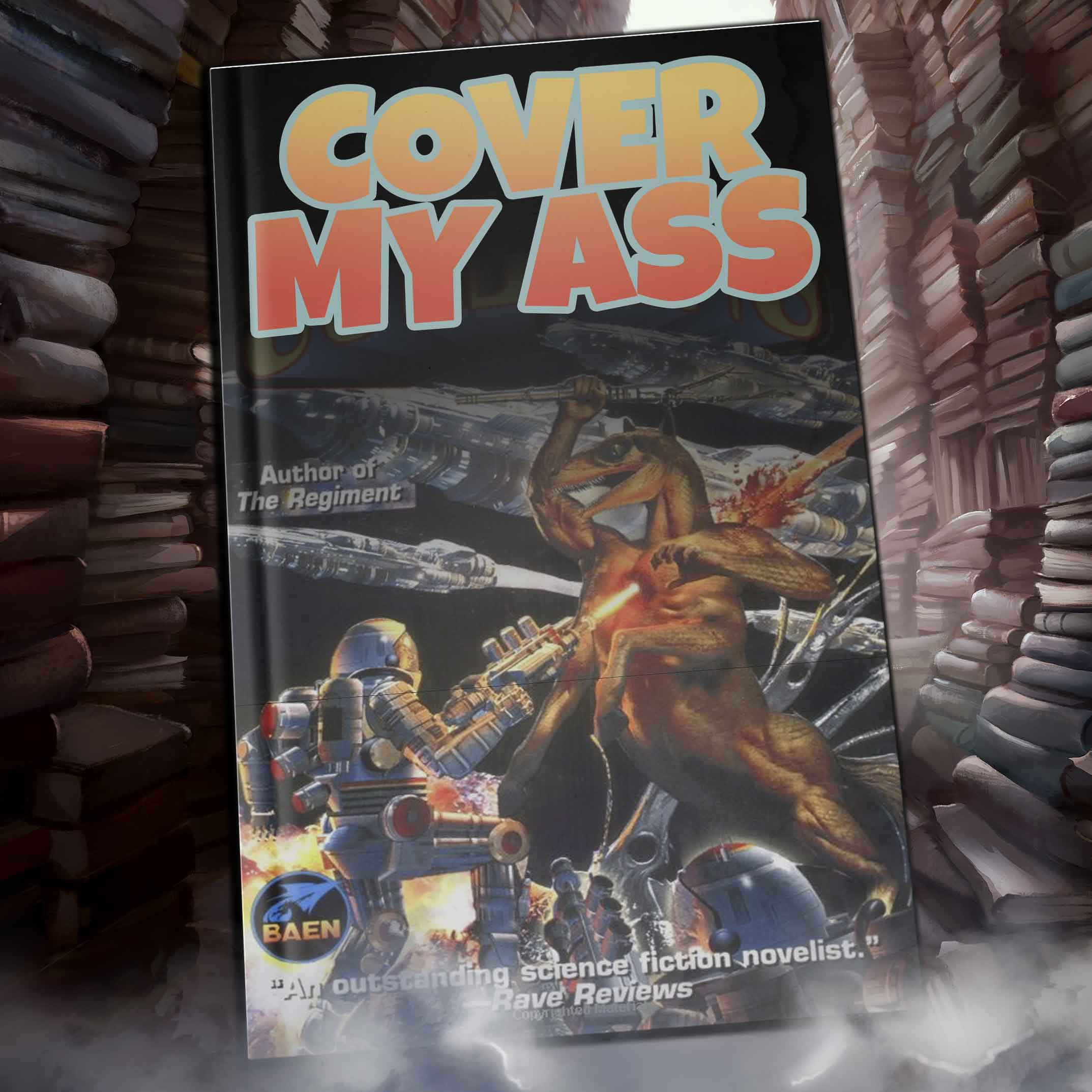 Show artwork for Cover My Ass