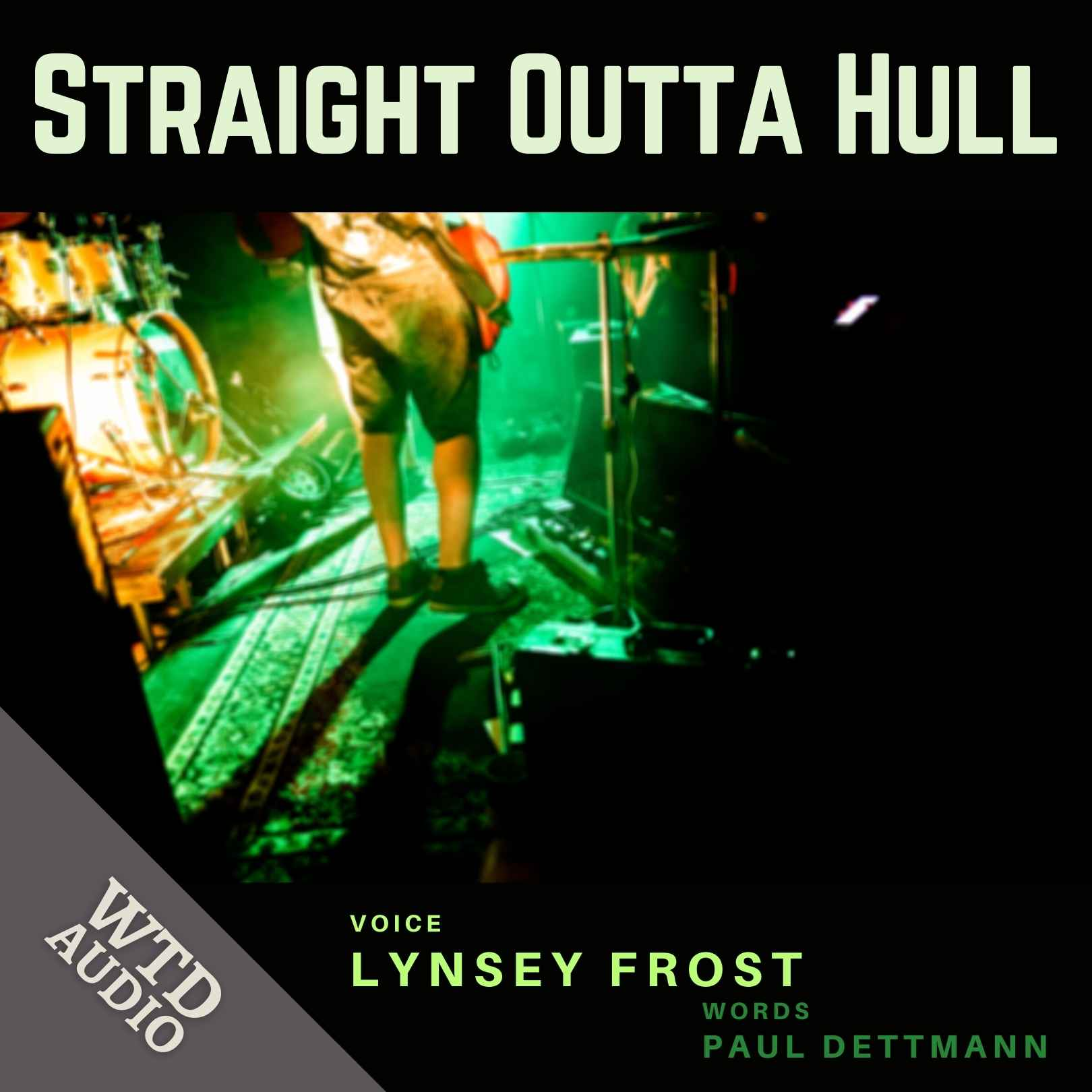 Show artwork for Straight Outta Hull: Bands of the 1980s/90s