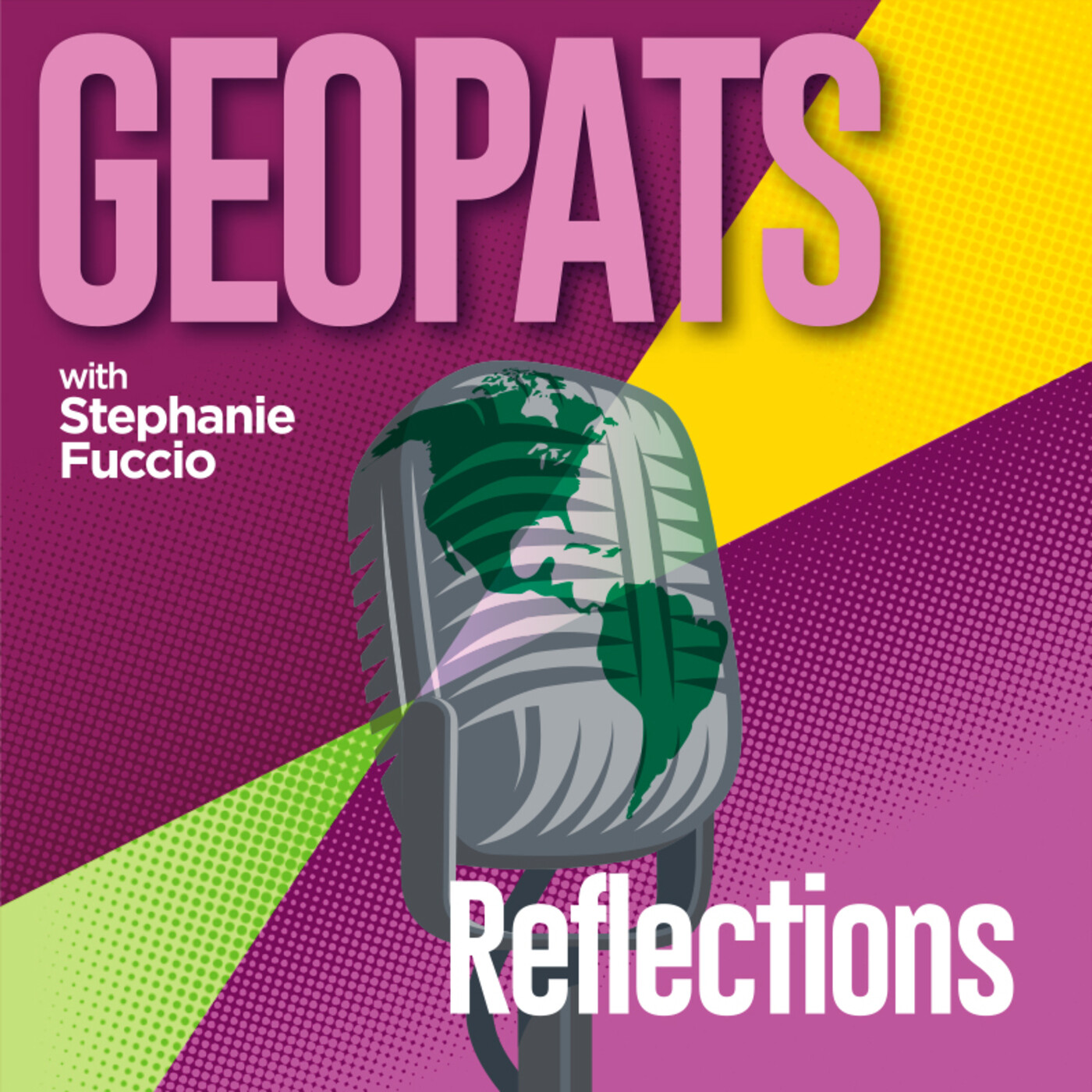 Show artwork for Geopats Reflections