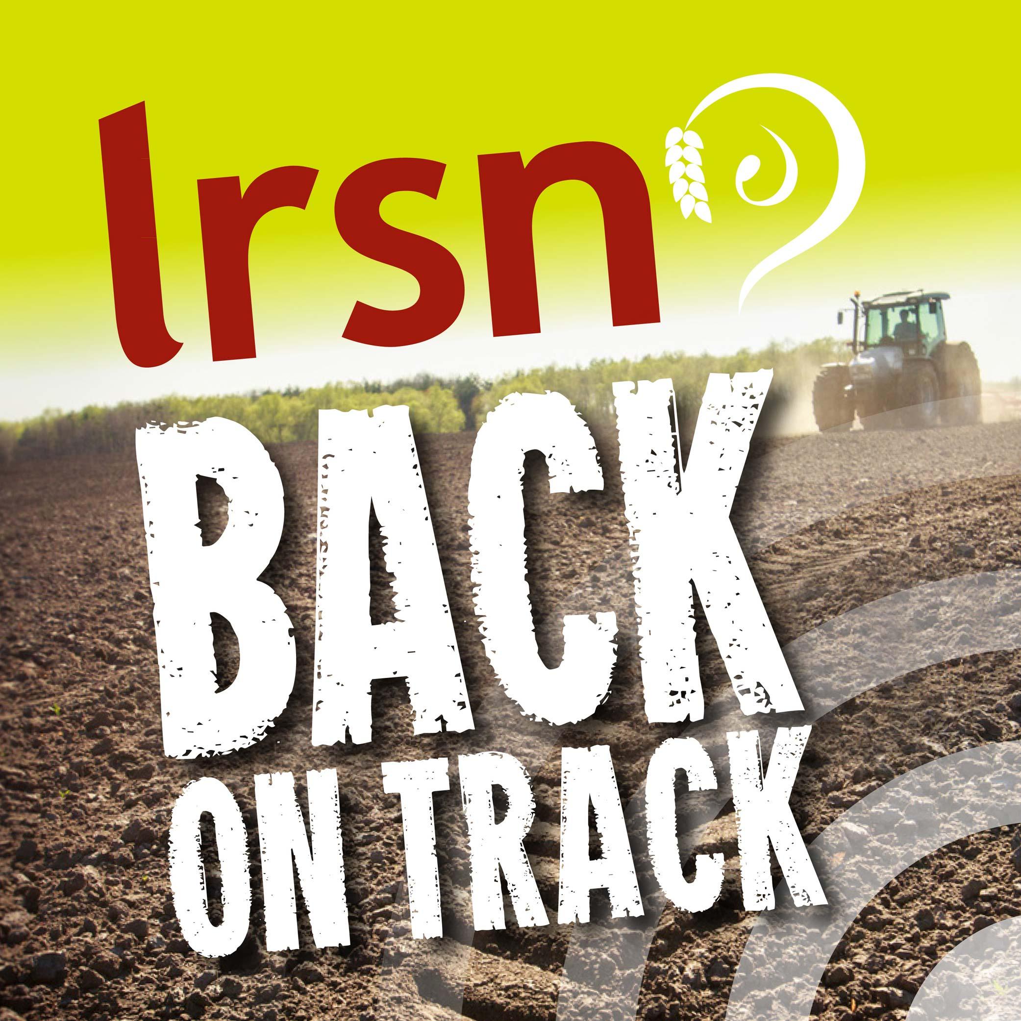 Artwork for podcast LRSN Back On Track