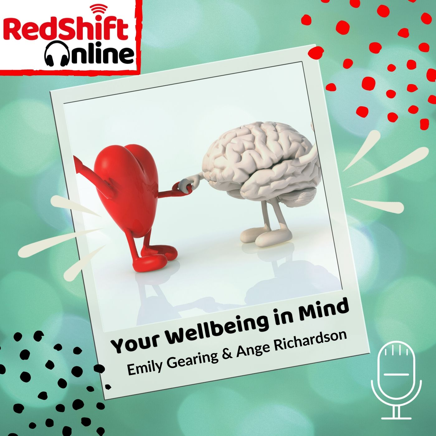 Artwork for podcast Your Wellbeing in Mind