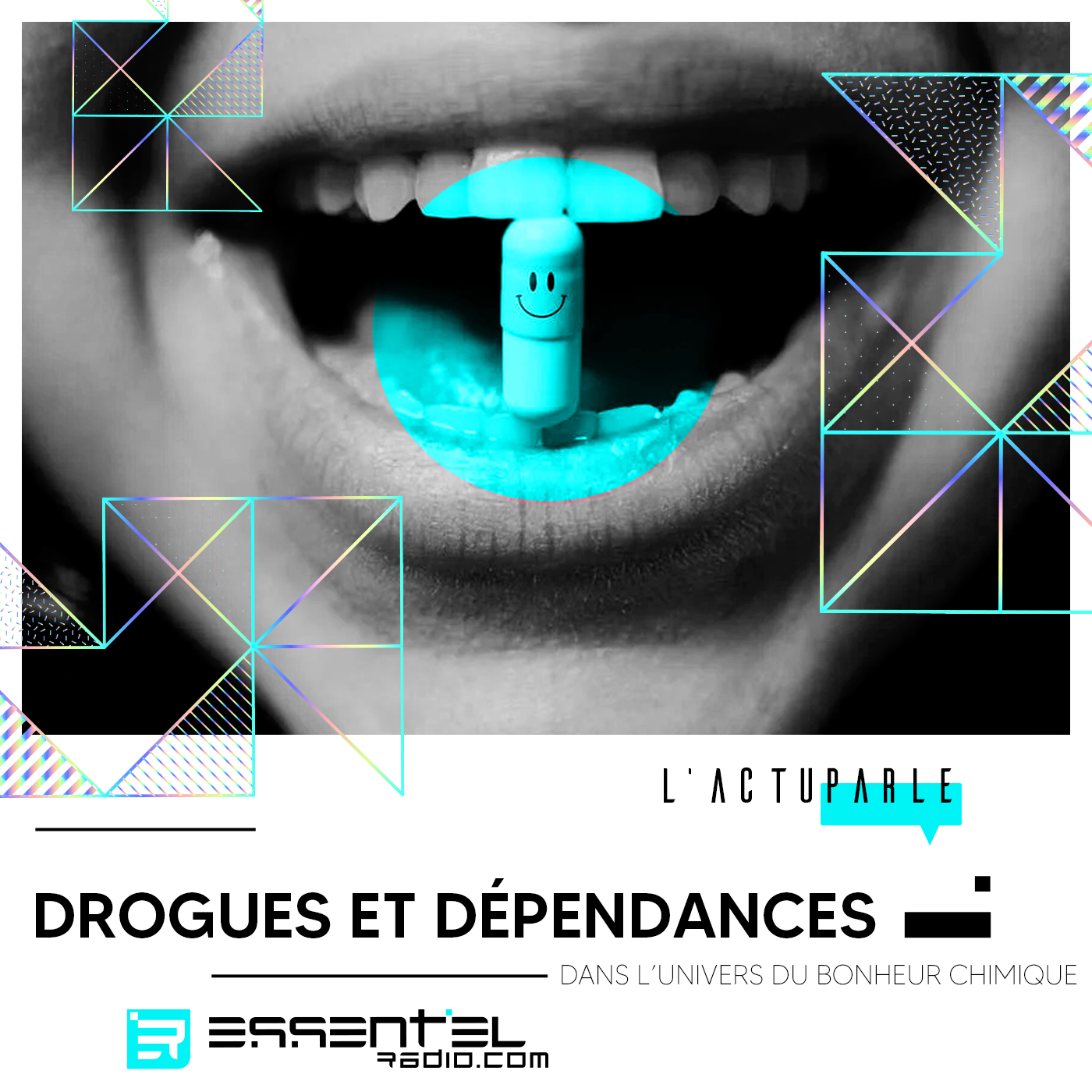 Artwork for podcast L'ActuParle