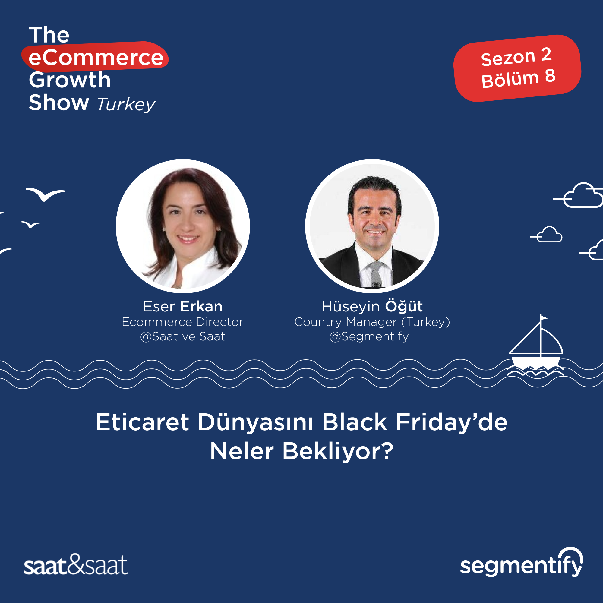 Artwork for podcast The eCommerce Growth Show Turkey