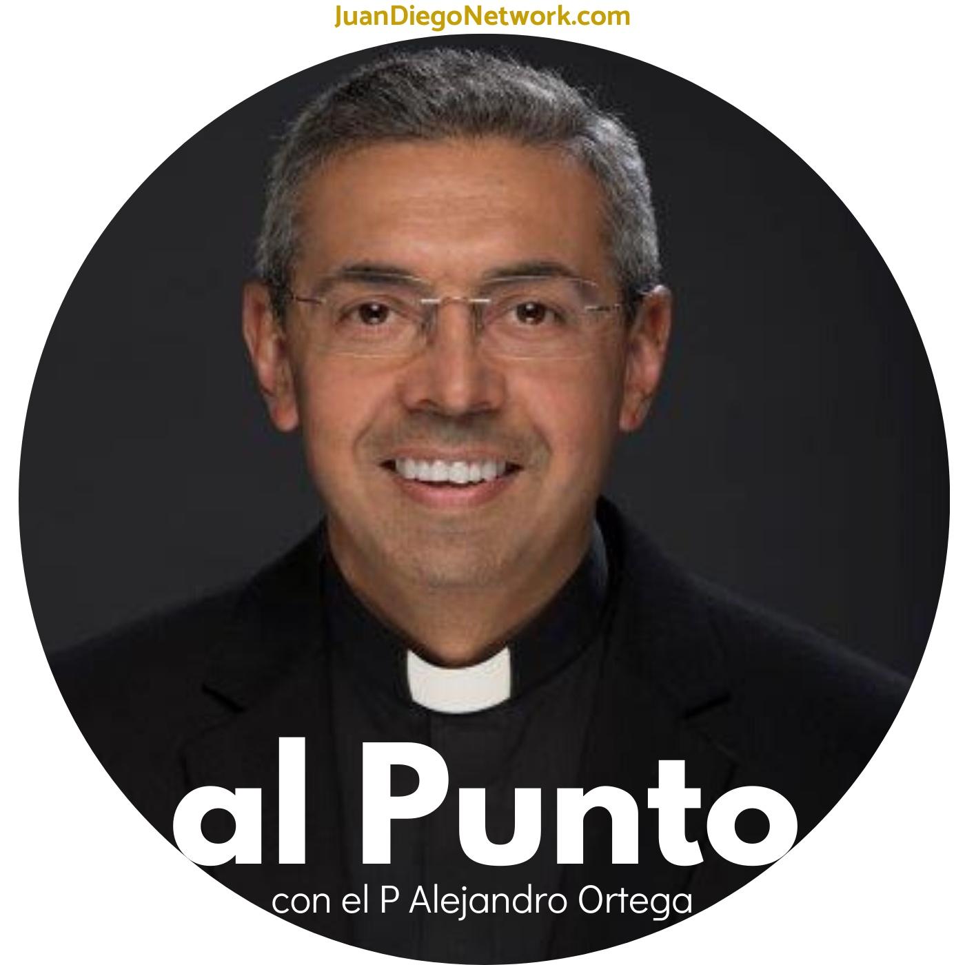Artwork for podcast al Punto con el P Alejandro Ortega