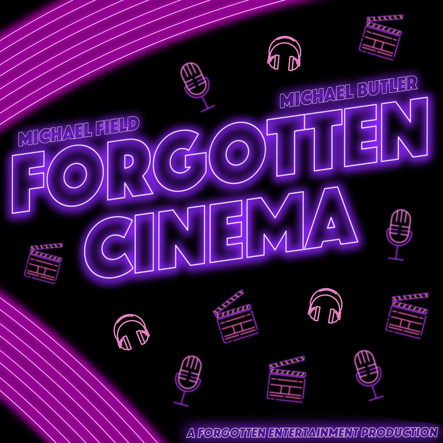 Show artwork for Forgotten Cinema