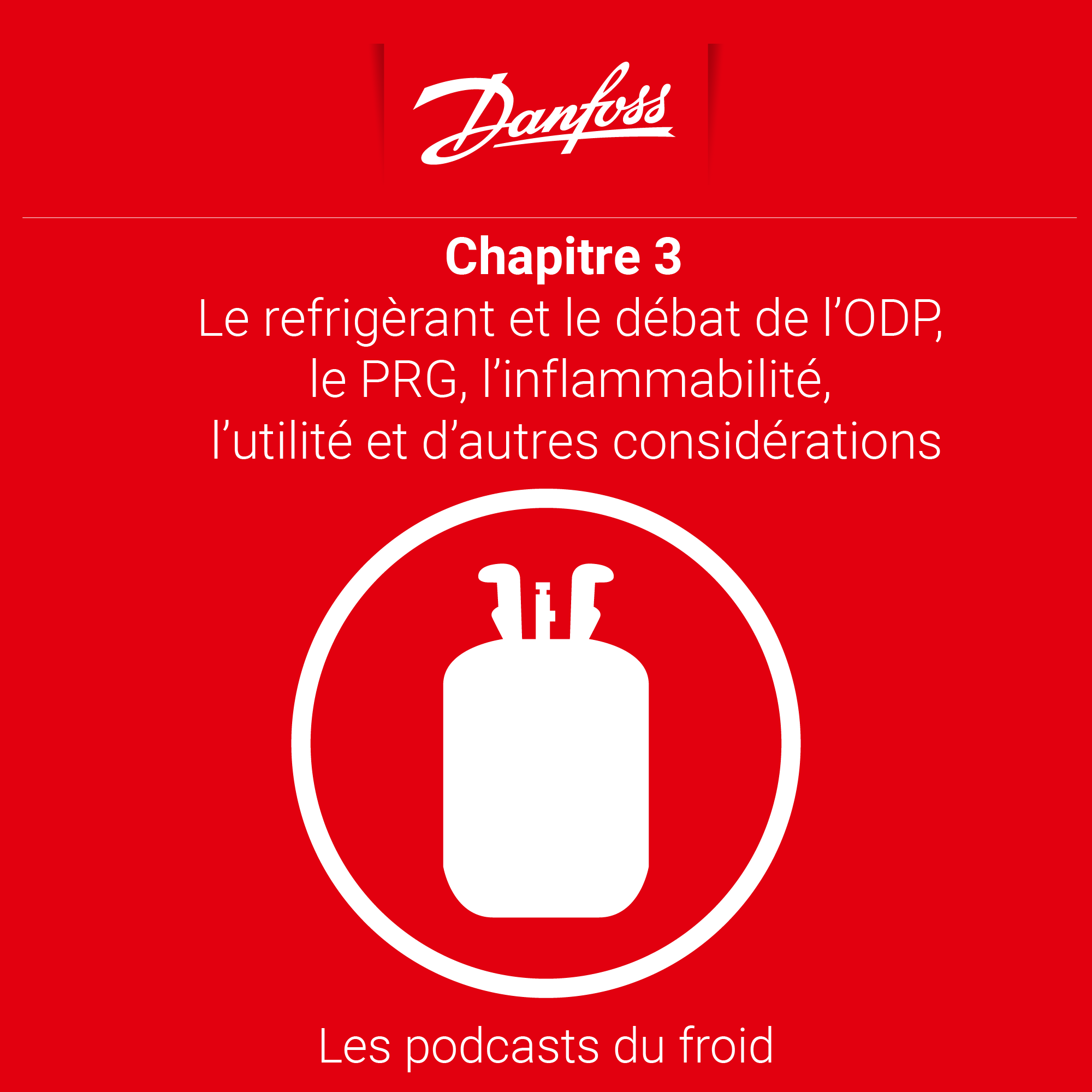 Artwork for podcast Les podcasts du Froid
