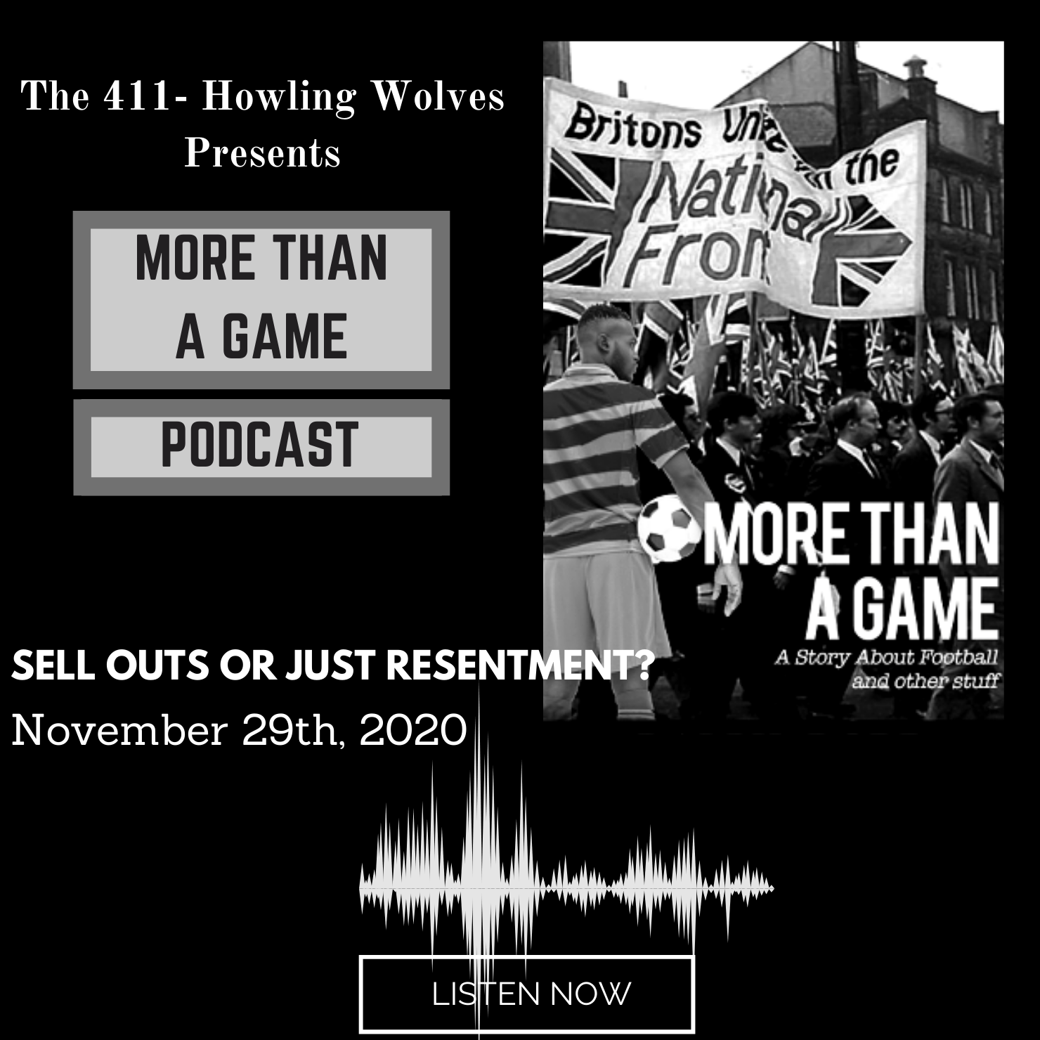 Artwork for podcast More Than a Game