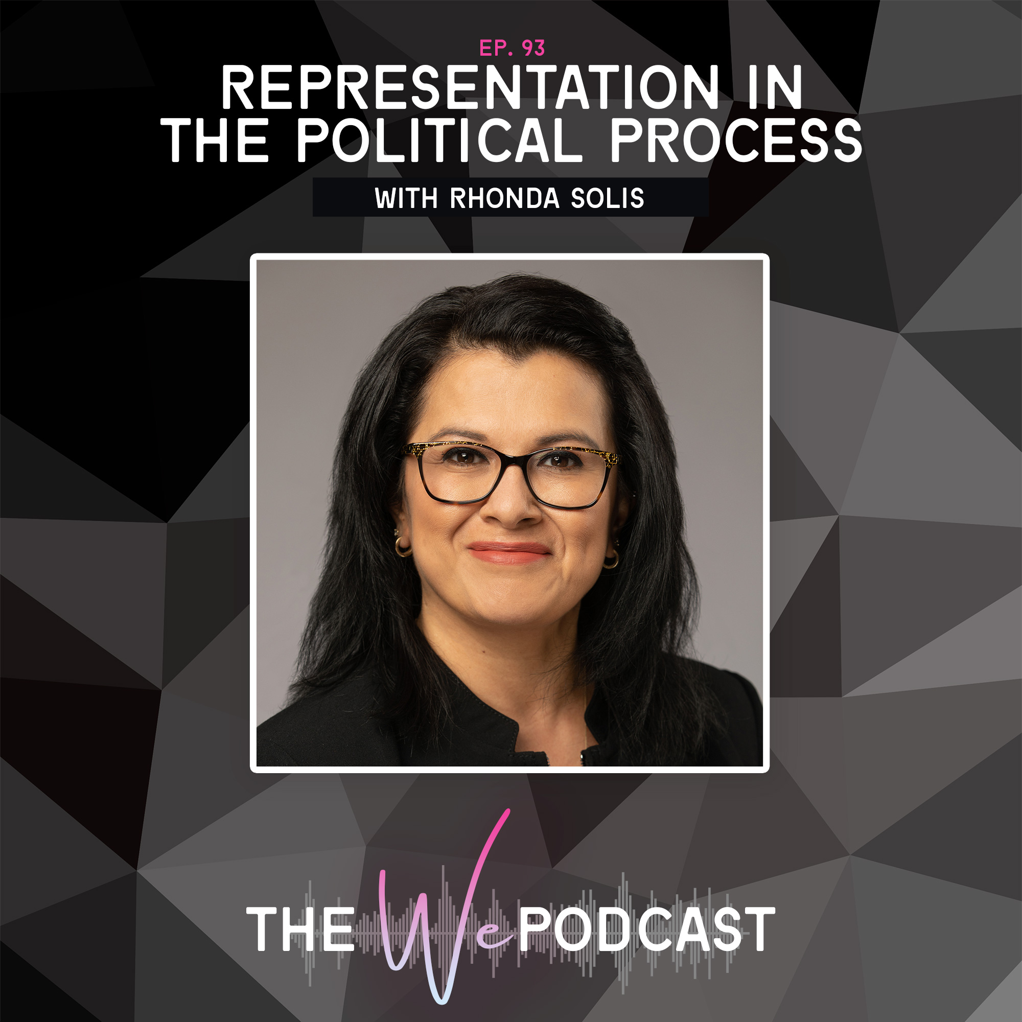 Artwork for podcast The We Podcast with Sarah Monares