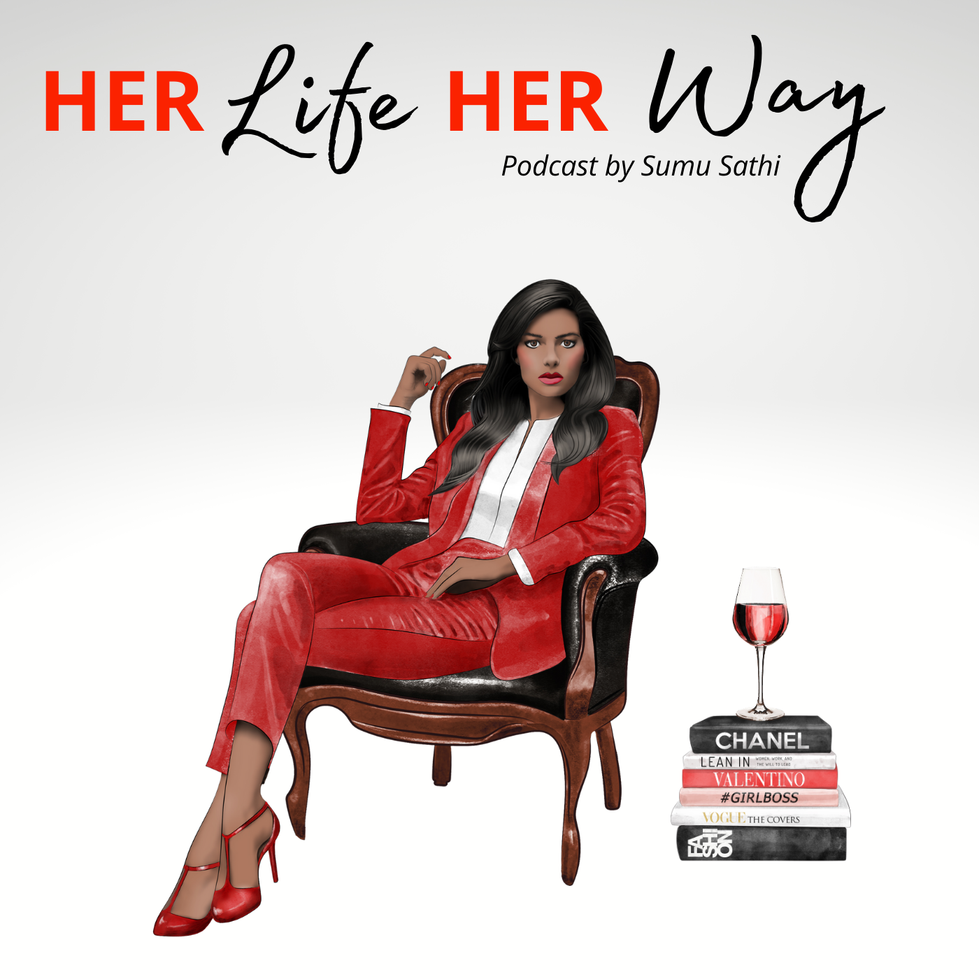 Show artwork for HER Life HER Way