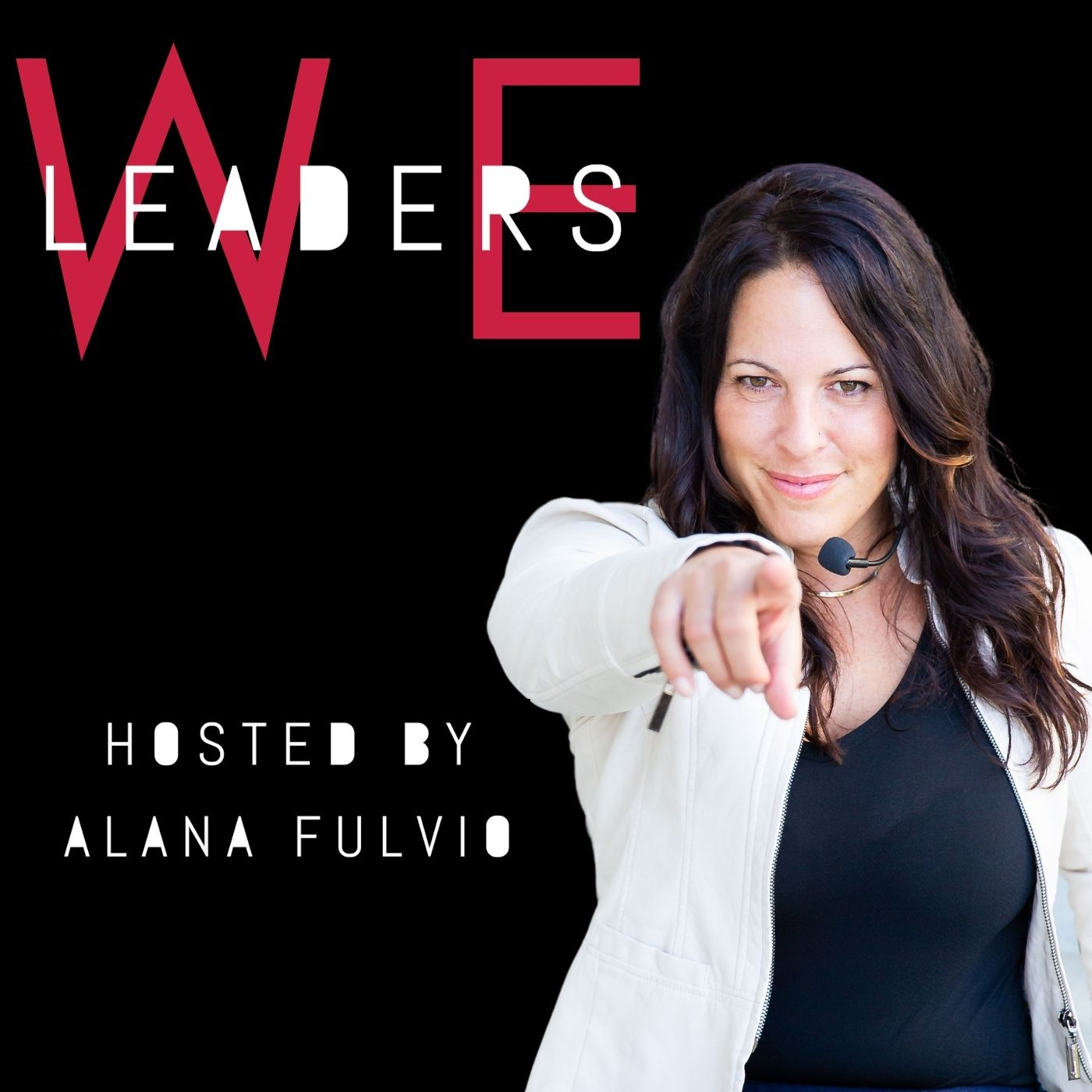 Show artwork for WE Leaders with Alana Fulvio