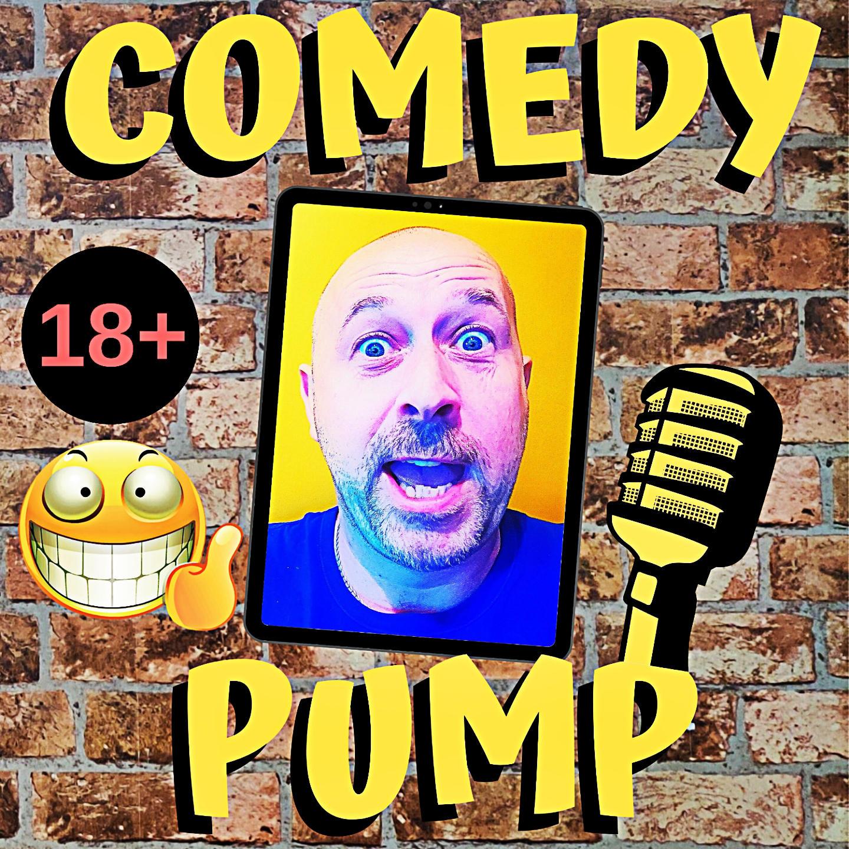 Show artwork for Comedy Pump
