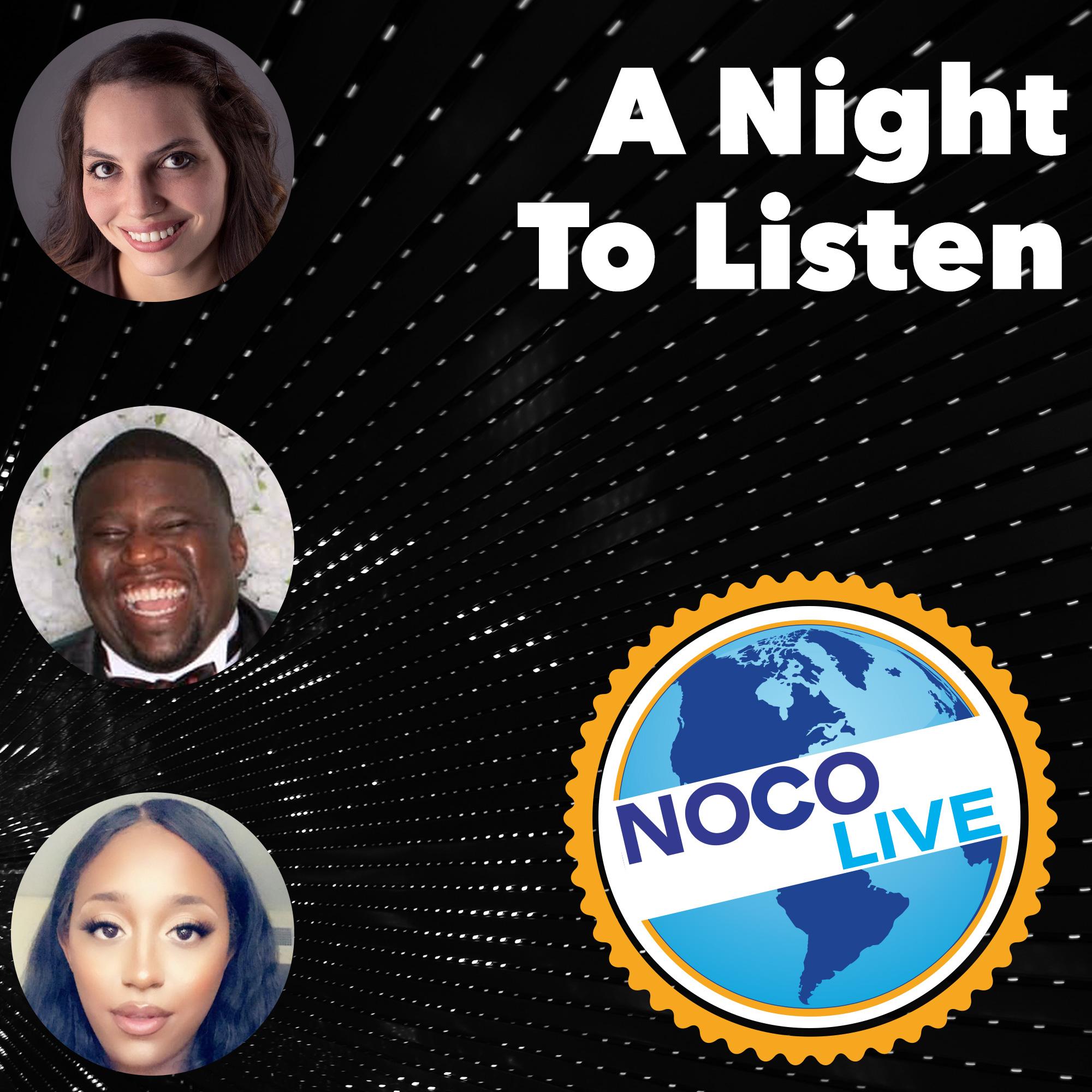 A Night To Listen (Jun 1, 2020)