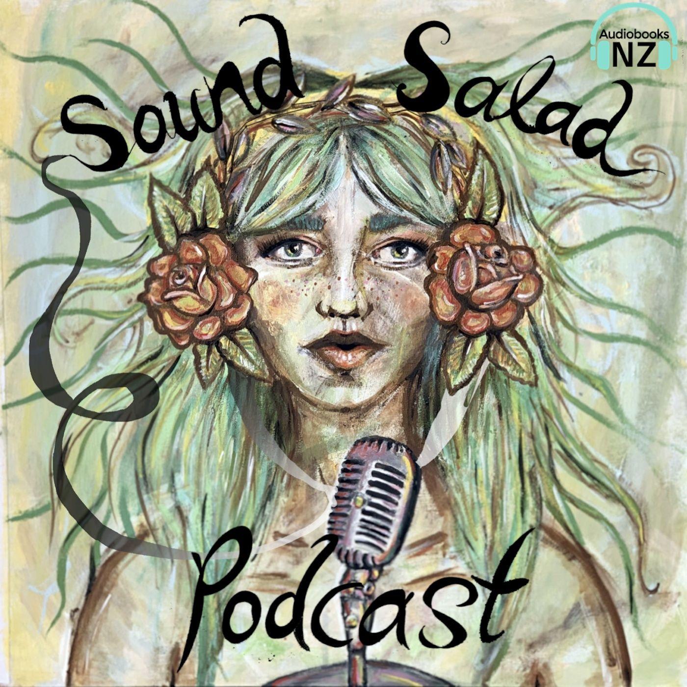 Sound Salad Podcast's artwork