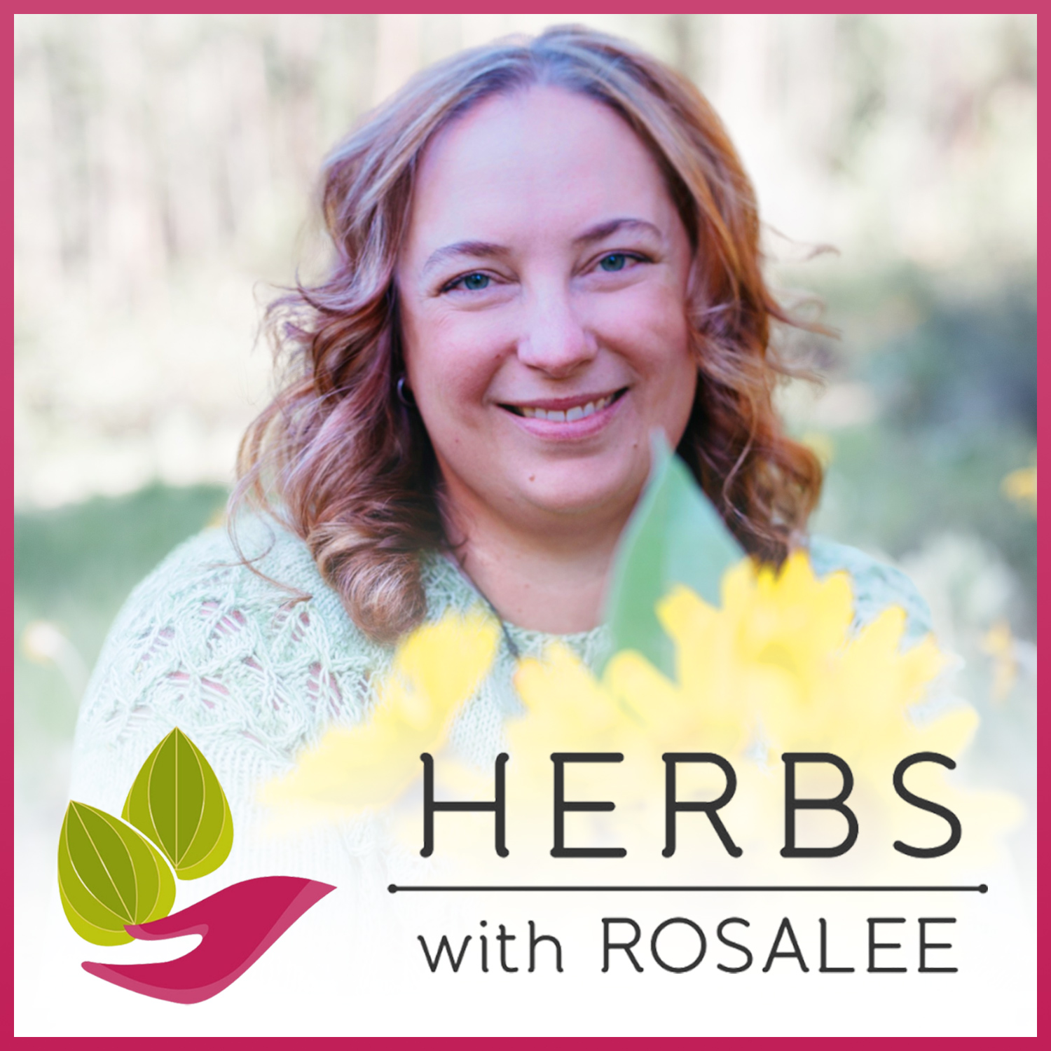 Artwork for podcast Herbs with Rosalee