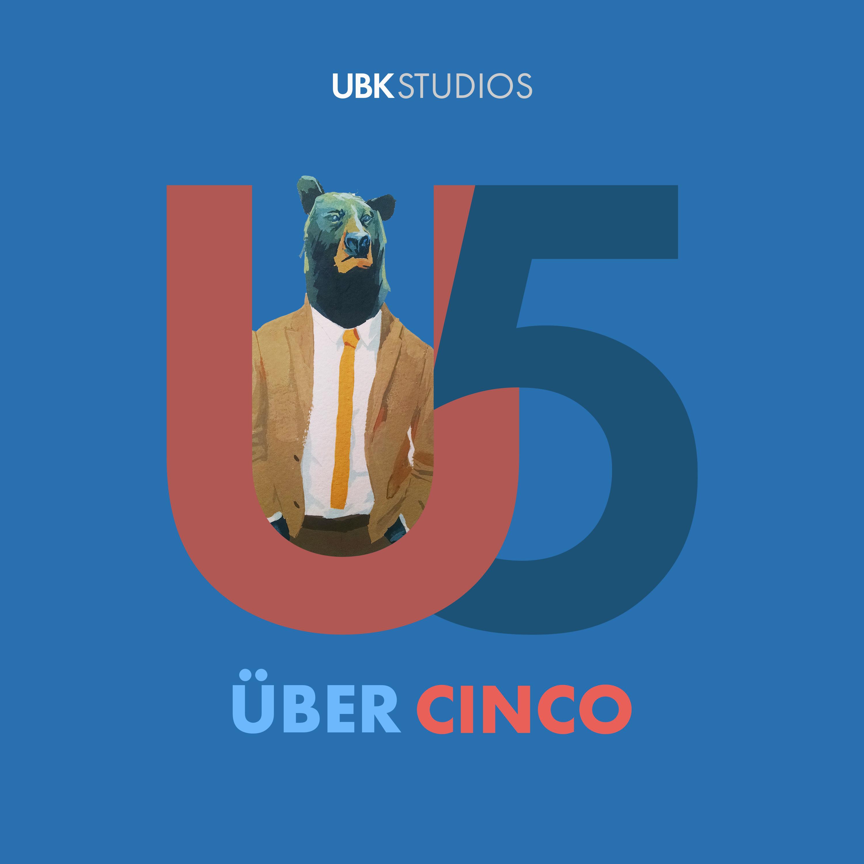 Show artwork for Uber Cinco