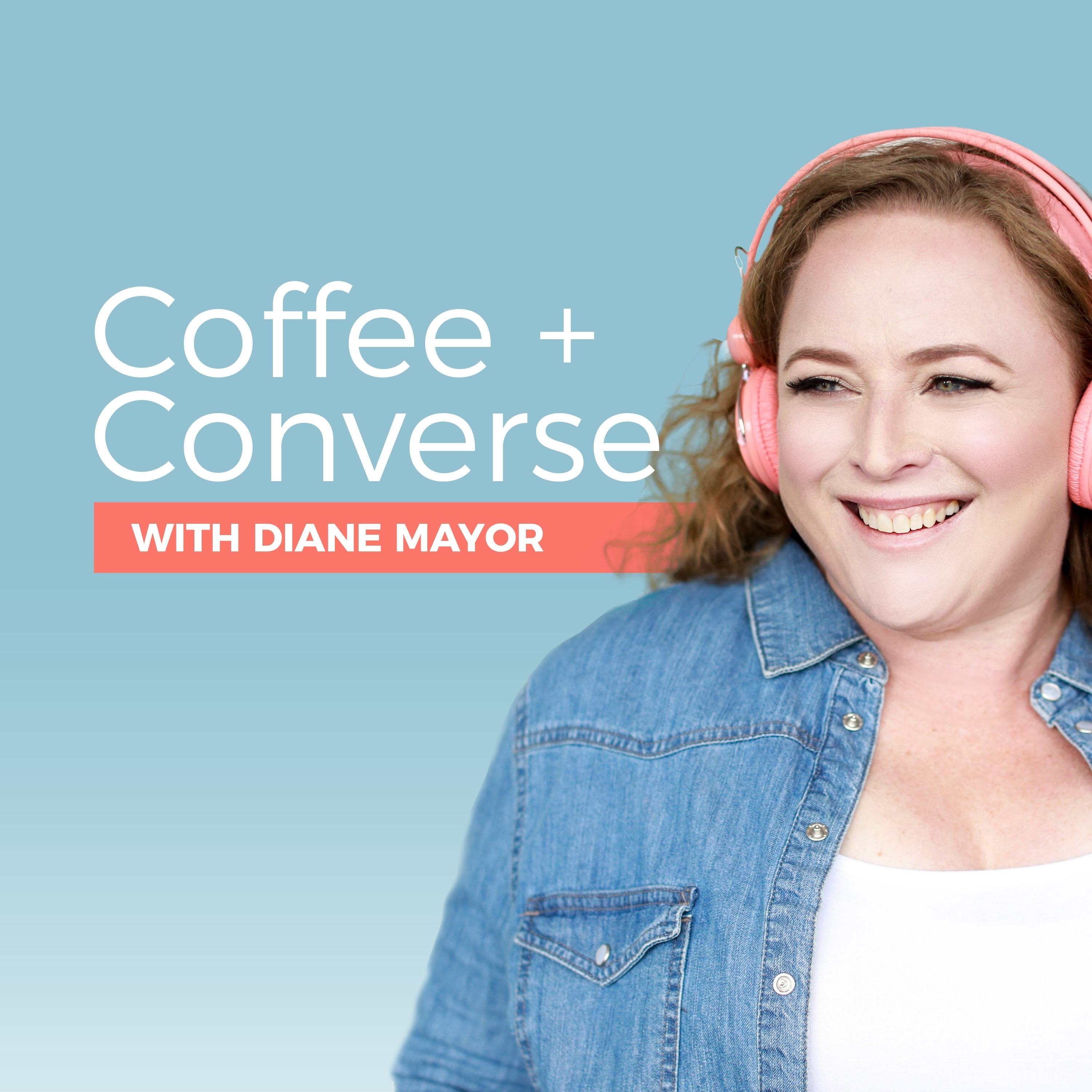 Artwork for podcast Coffee and Converse
