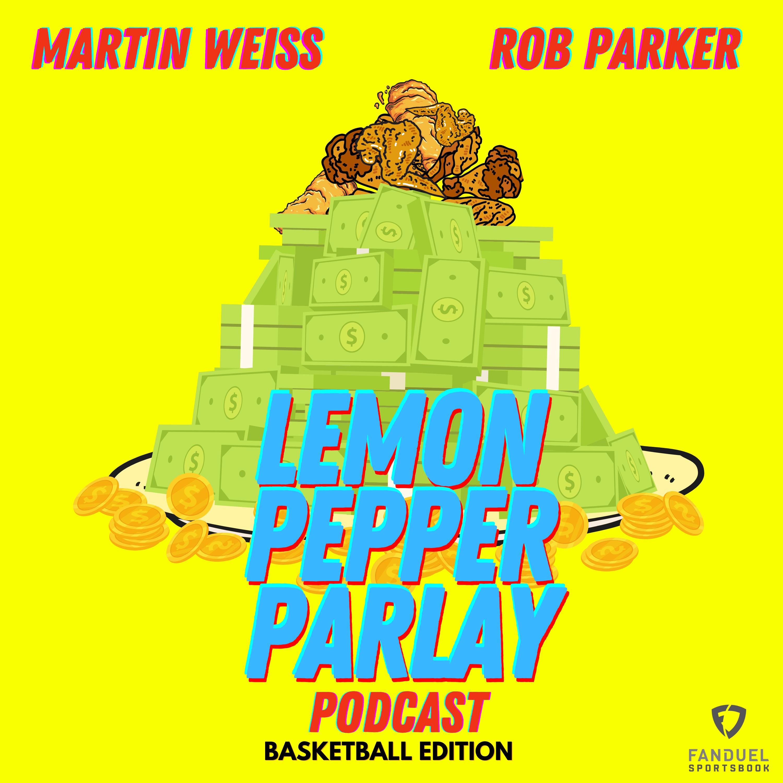 Artwork for podcast Lemon Pepper Parlay Podcast