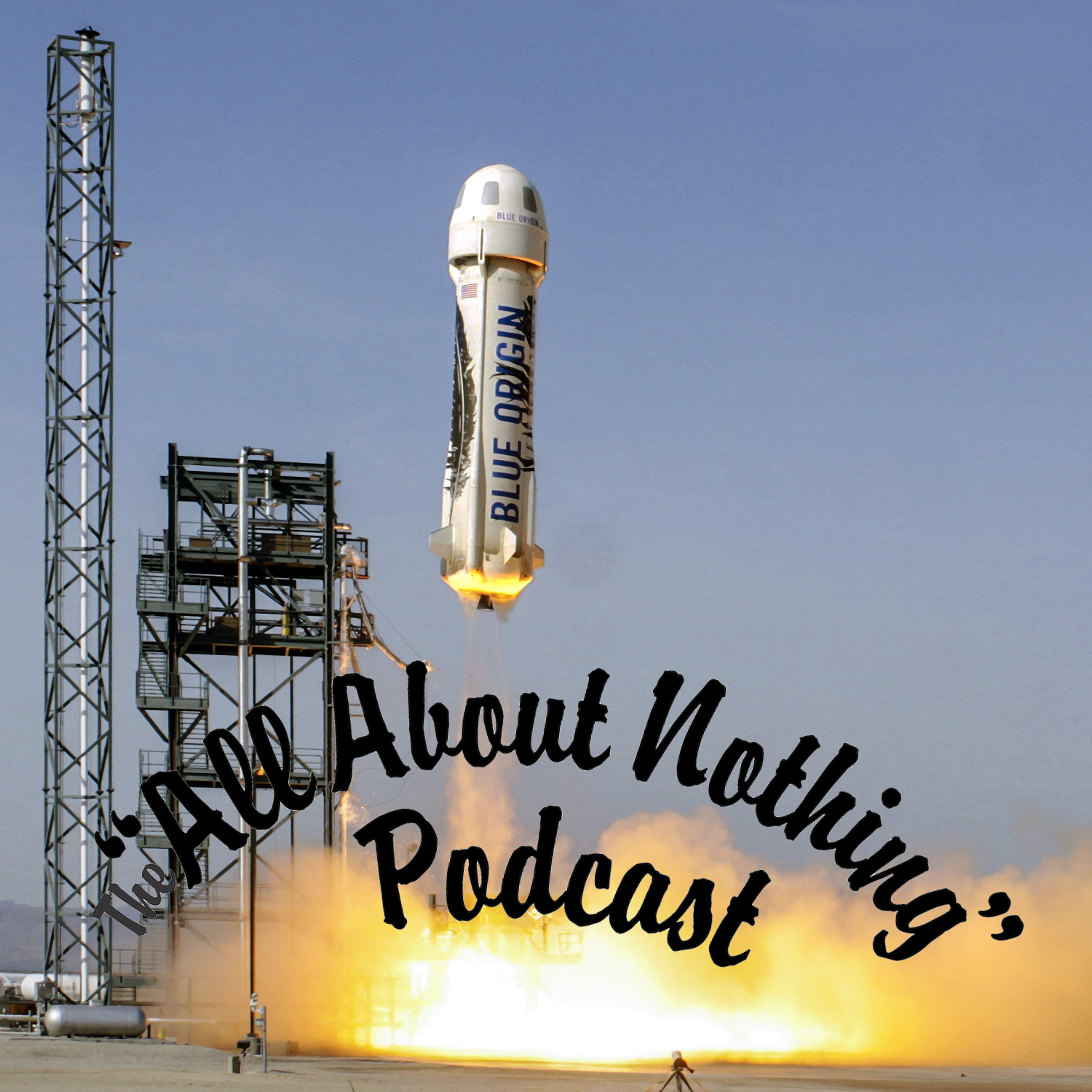 Artwork for podcast The All About Nothing: Podcast