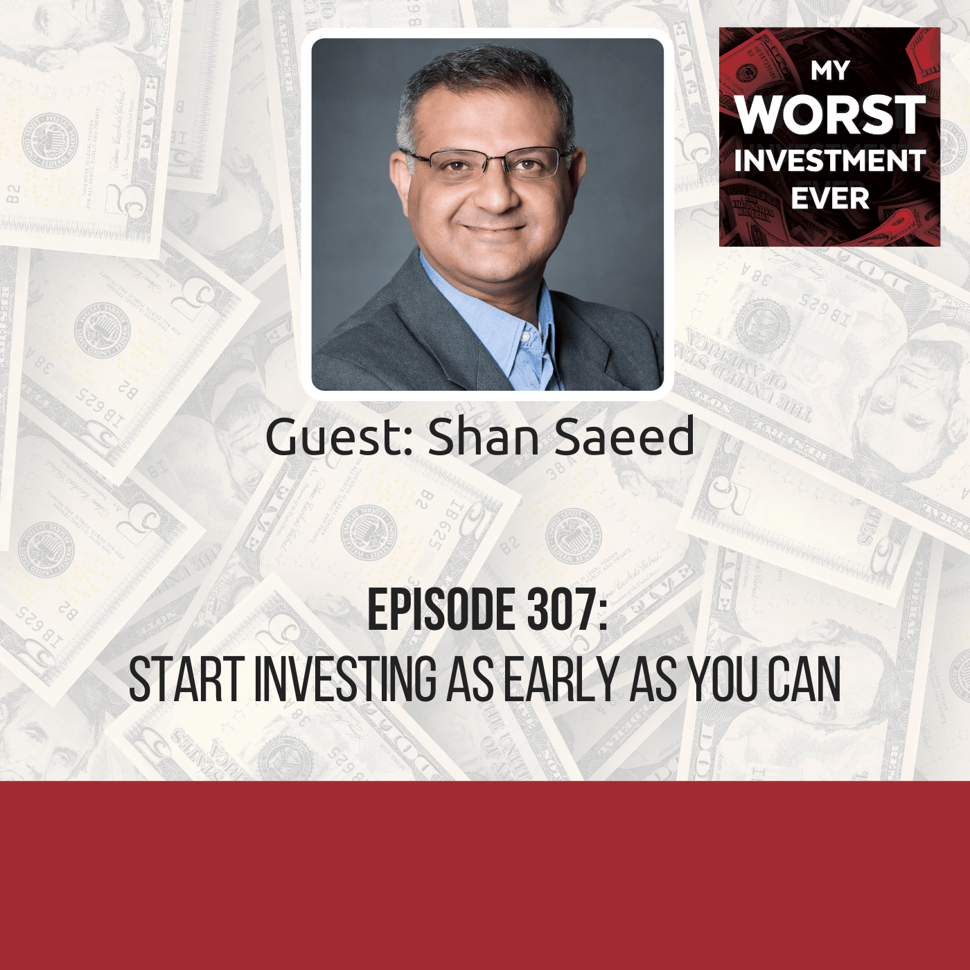 Shan Saeed – Start Investing as Early as You Can