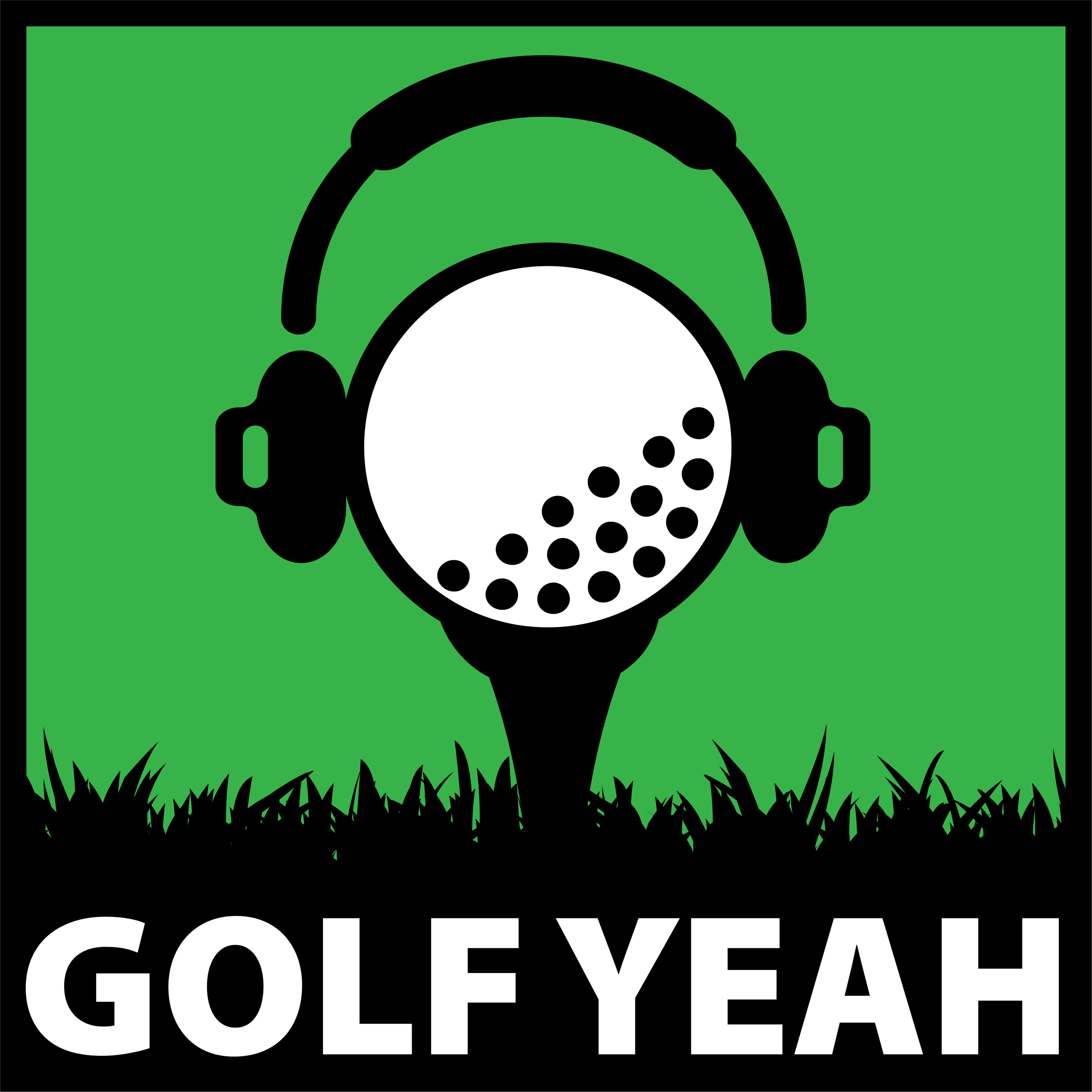Artwork for podcast Golf Yeah