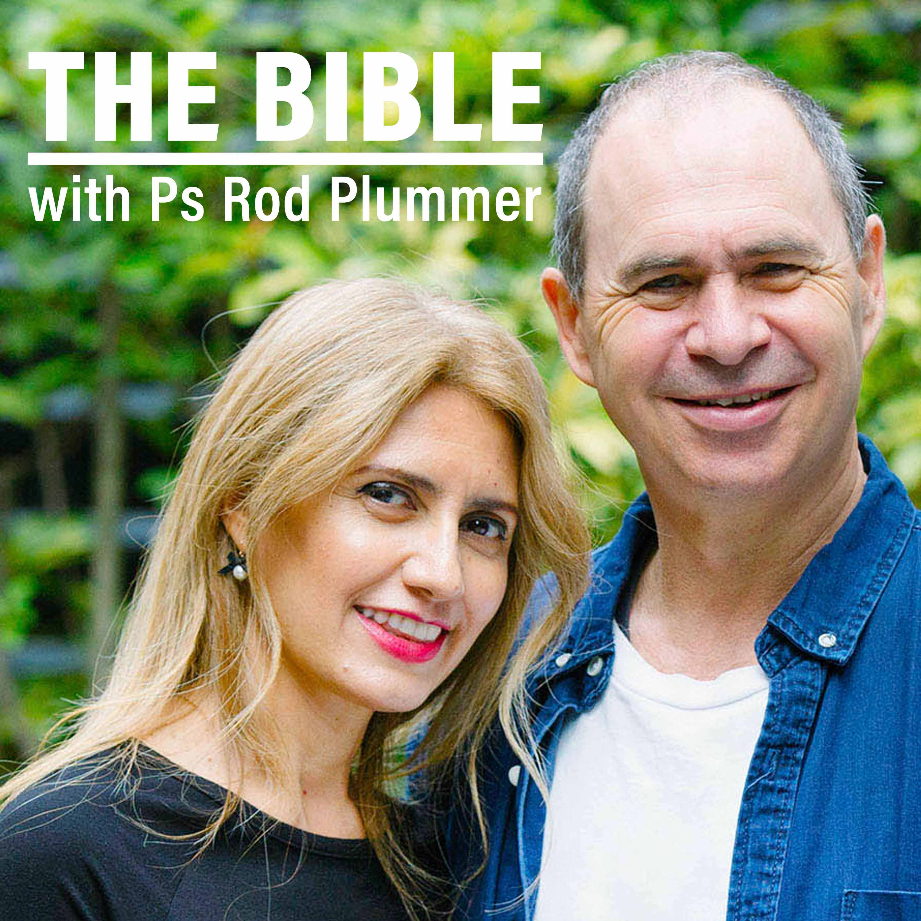 Artwork for podcast The Bible with Ps Rod Plummer