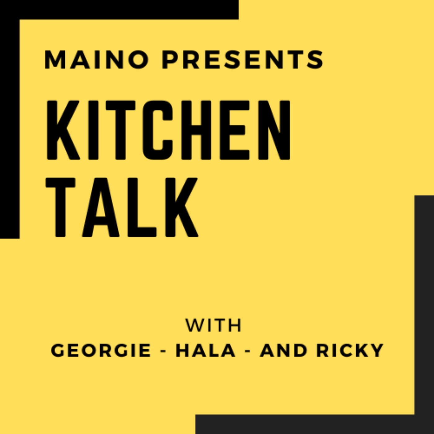 Maino Presents Kitchen Talk - Ep 50 with Guest Eric Adams