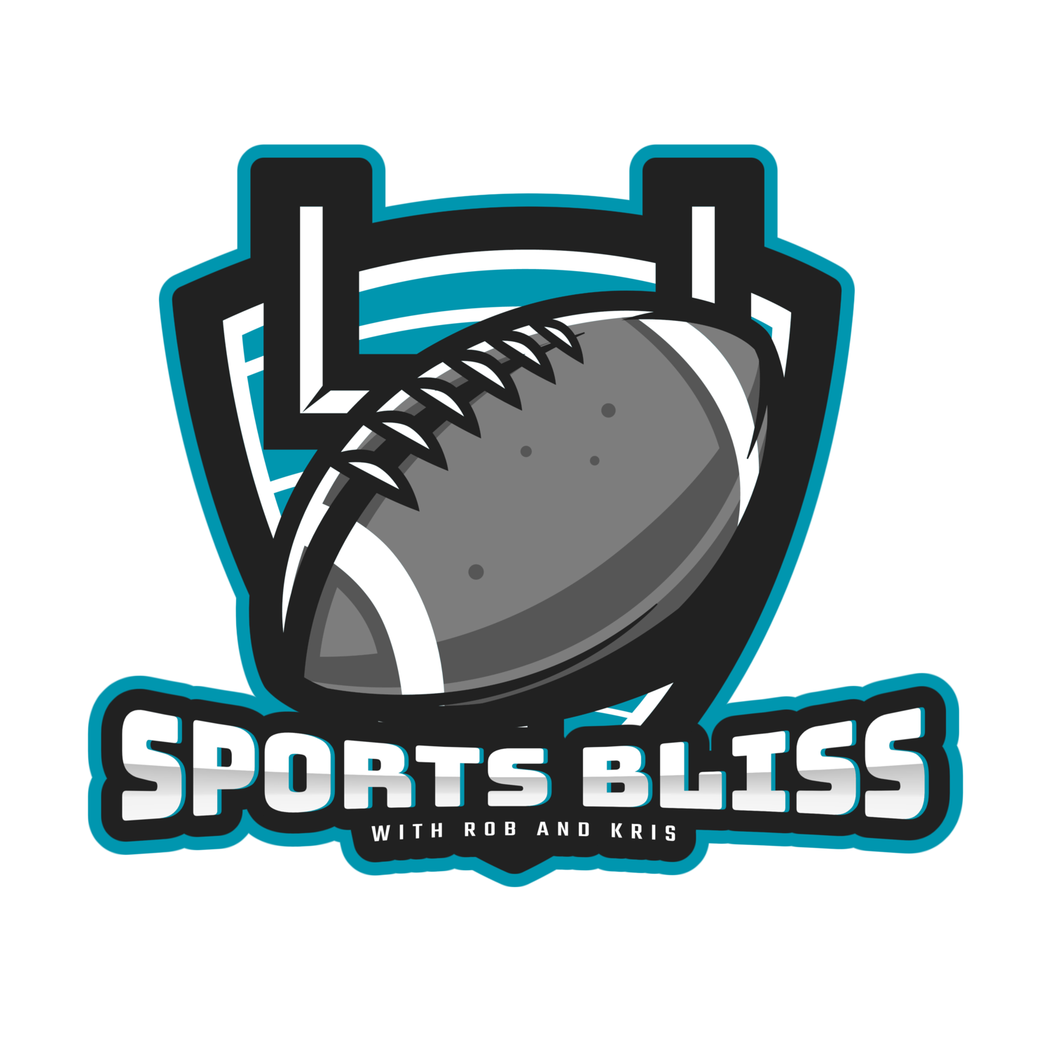 Artwork for podcast Sports Bliss with Rob and Kris