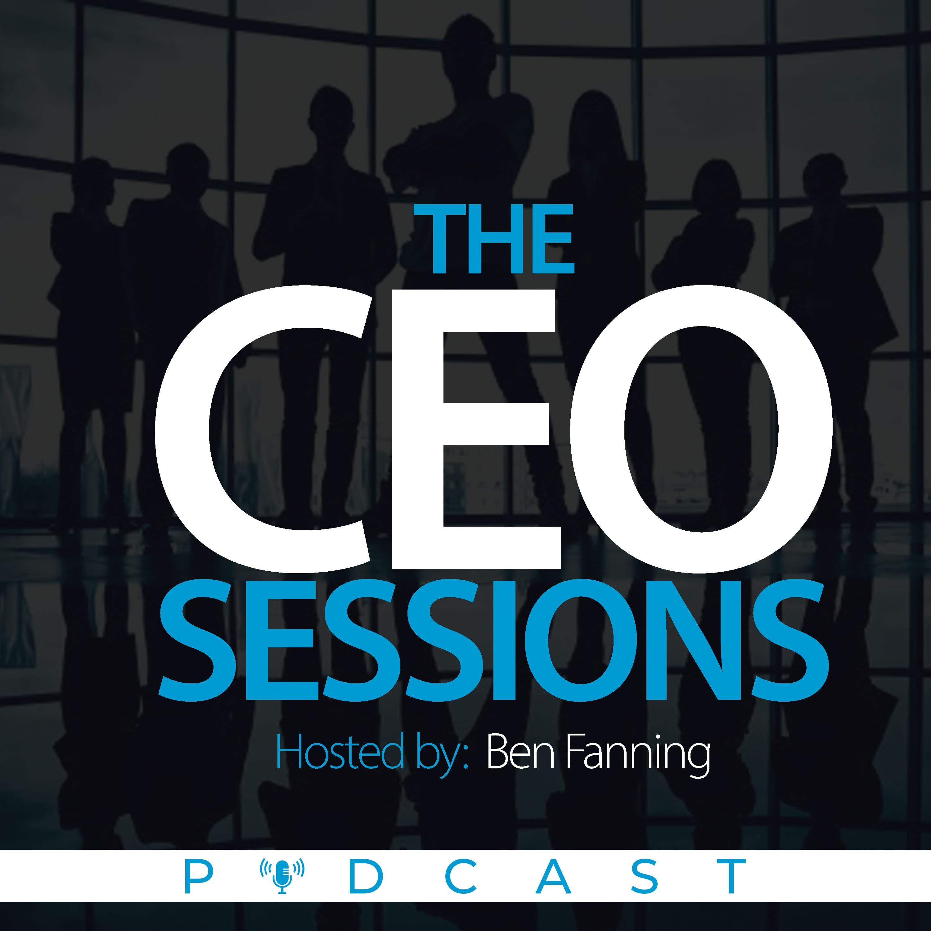 Artwork for podcast The CEO Sessions