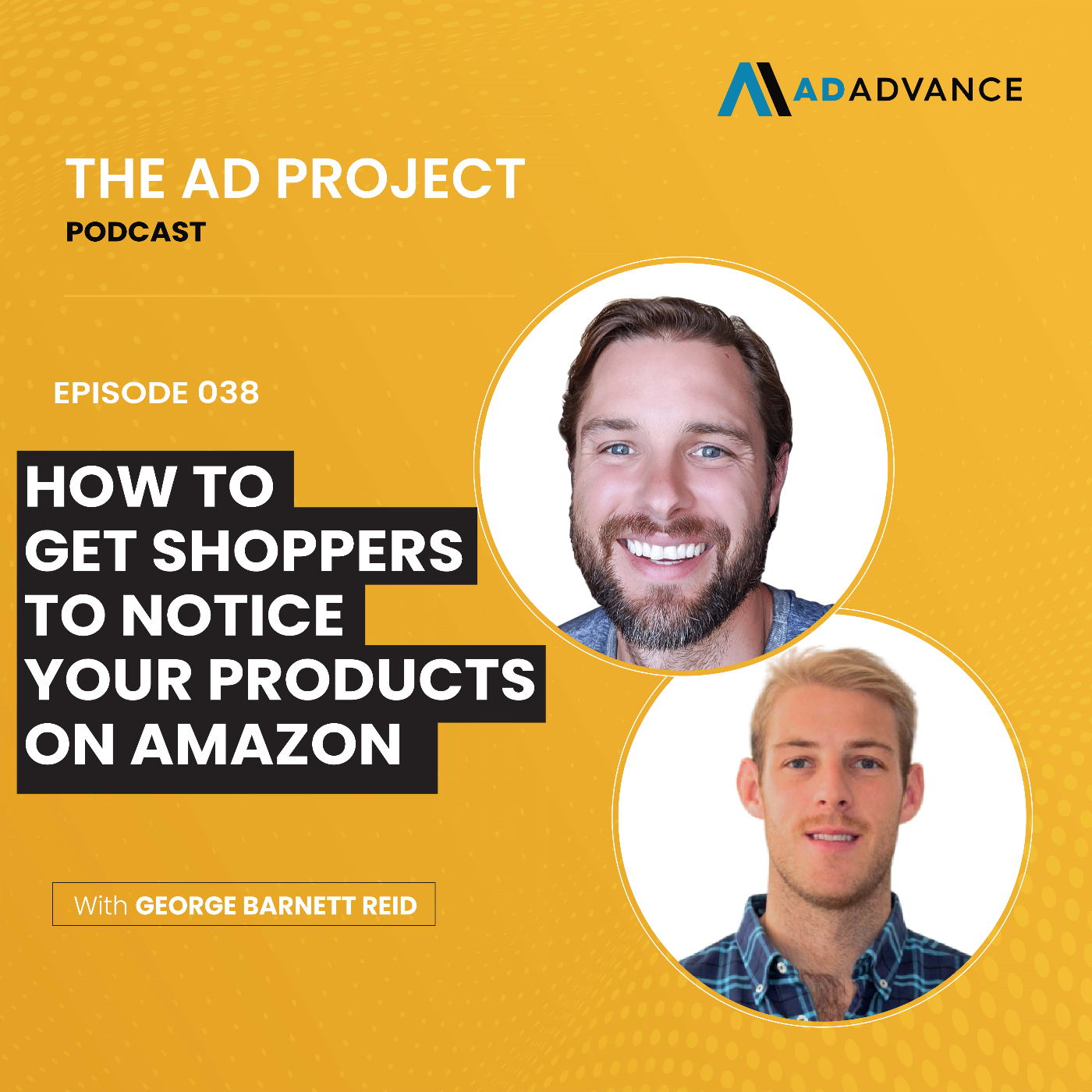 Artwork for podcast The Ad Project