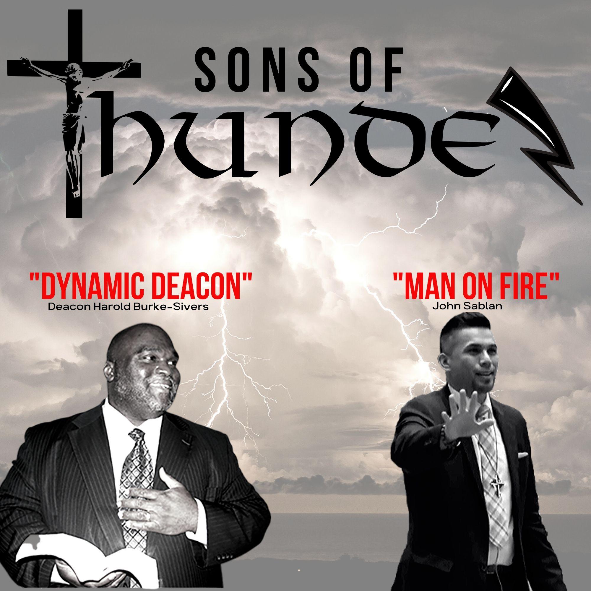 Artwork for podcast Sons of Thunder