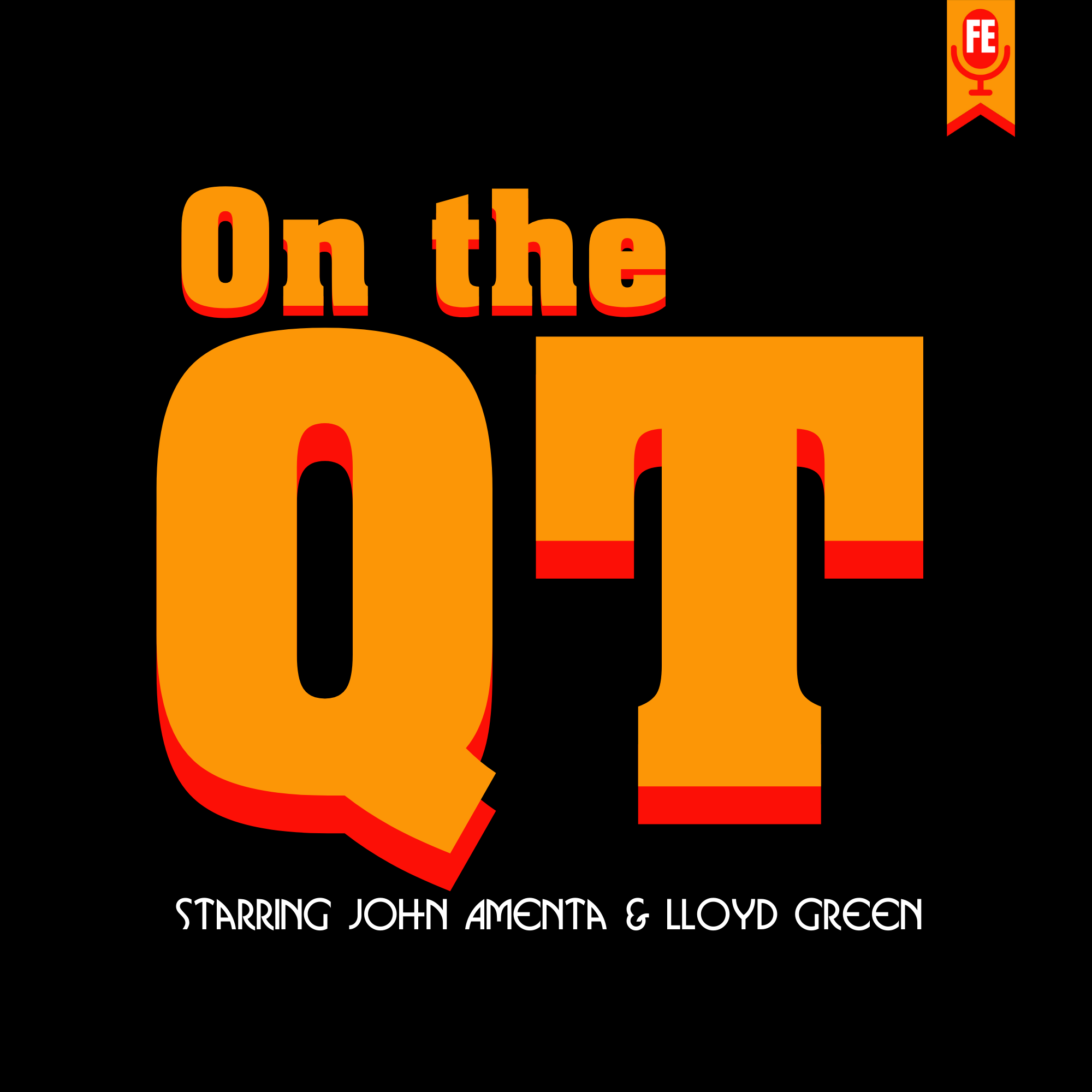 Show artwork for On the QT