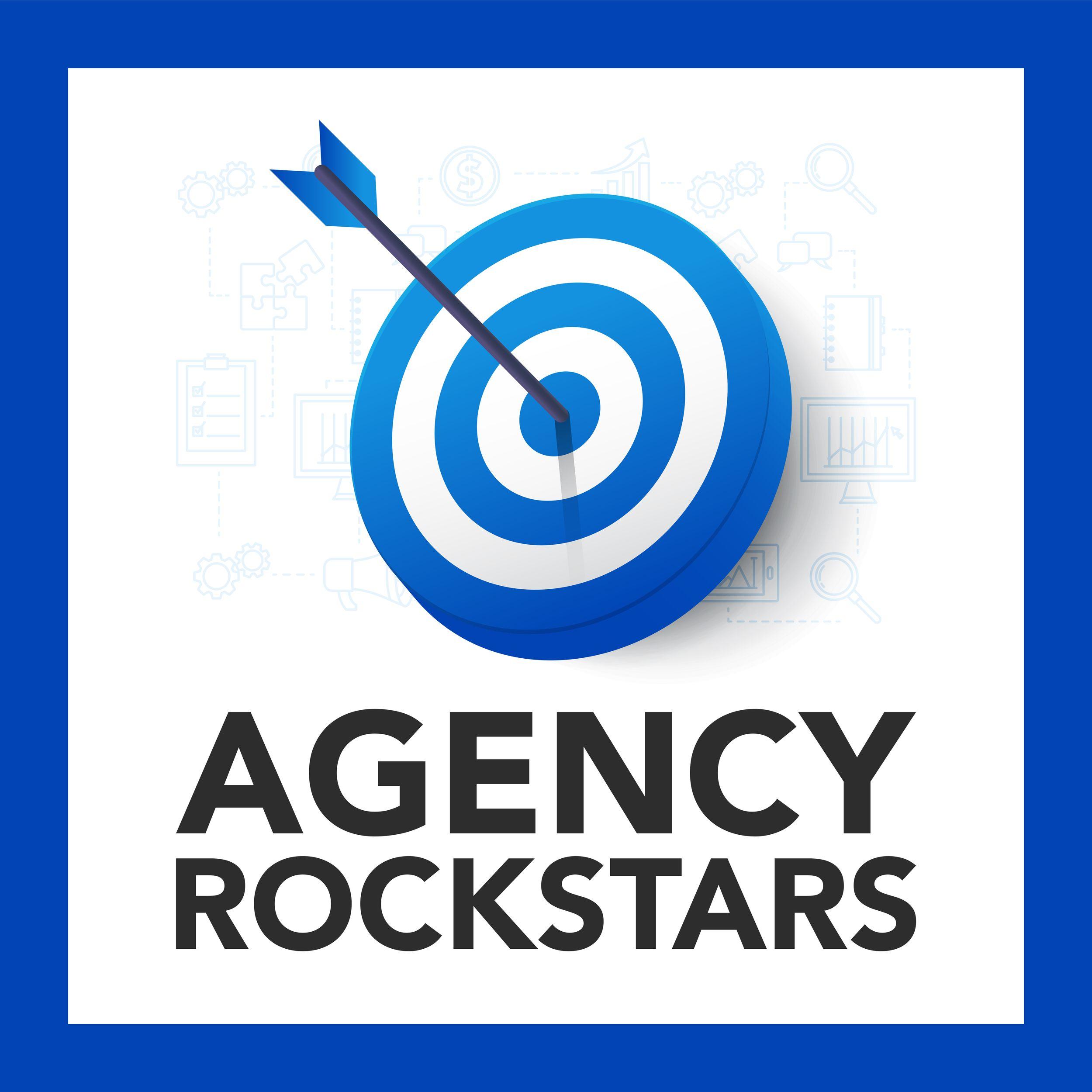 Artwork for podcast Agency Rockstars