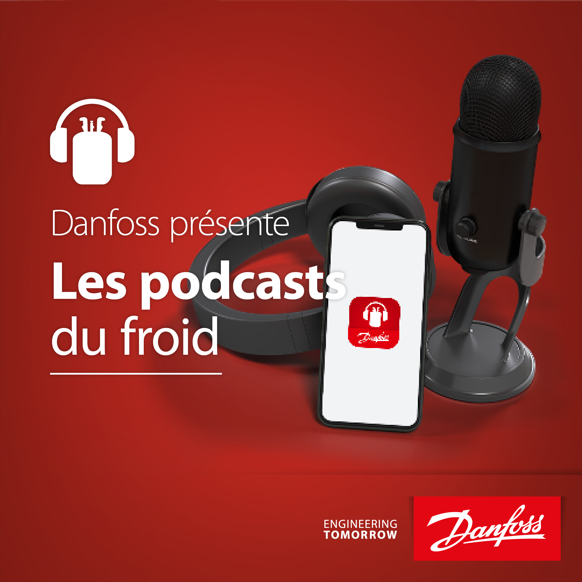 Show artwork for Les podcasts du Froid