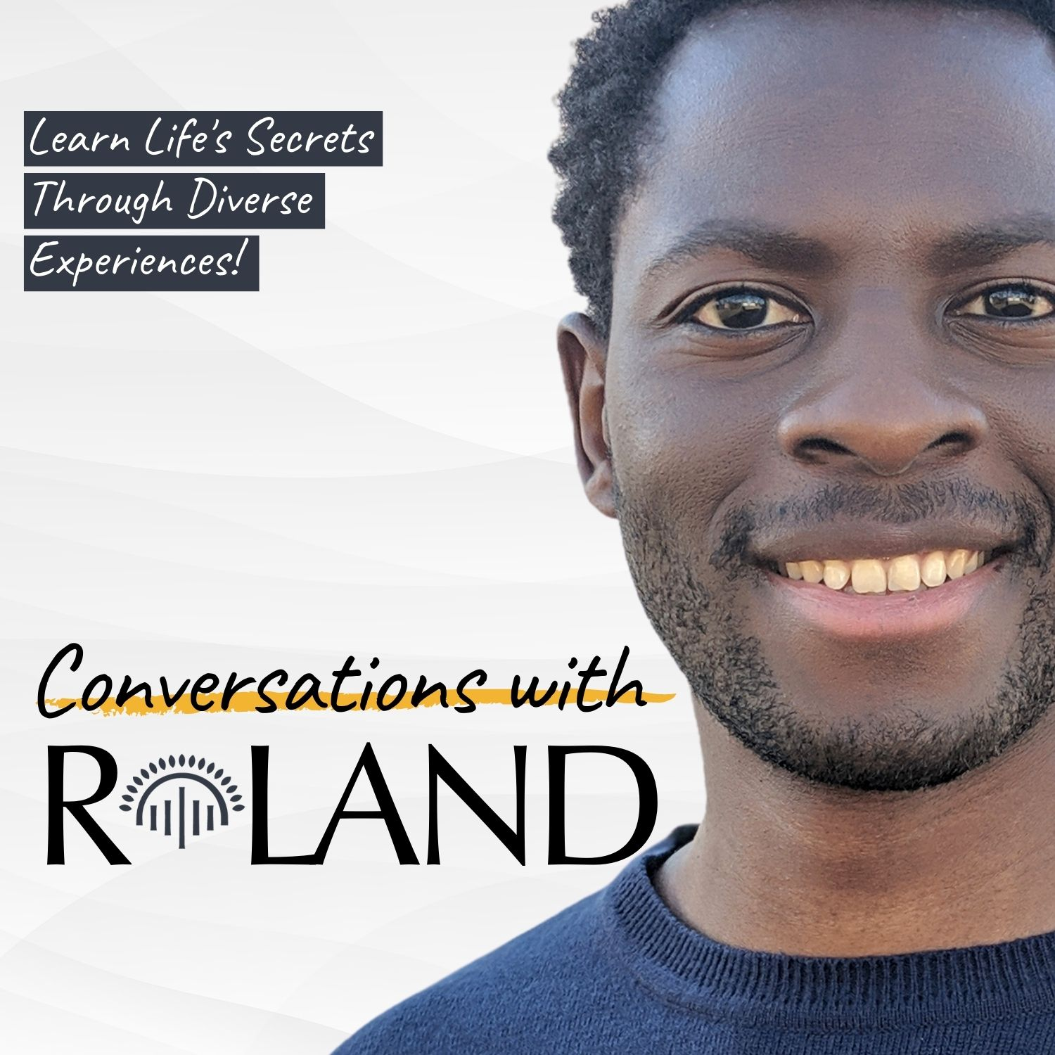 Artwork for podcast Conversations with Roland